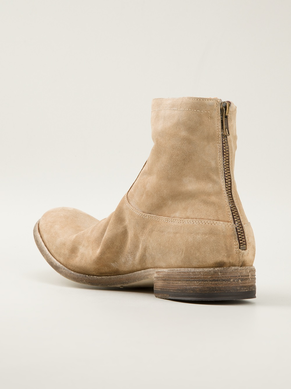 in for Lyst Boots Ankle Shoto Men Natural qFxTtSwX