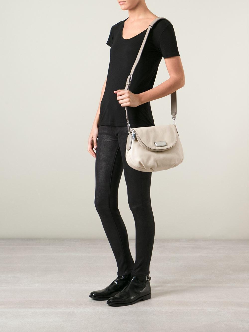Marc By Marc Jacobs Classic Q Natasha Cross Body Bag In