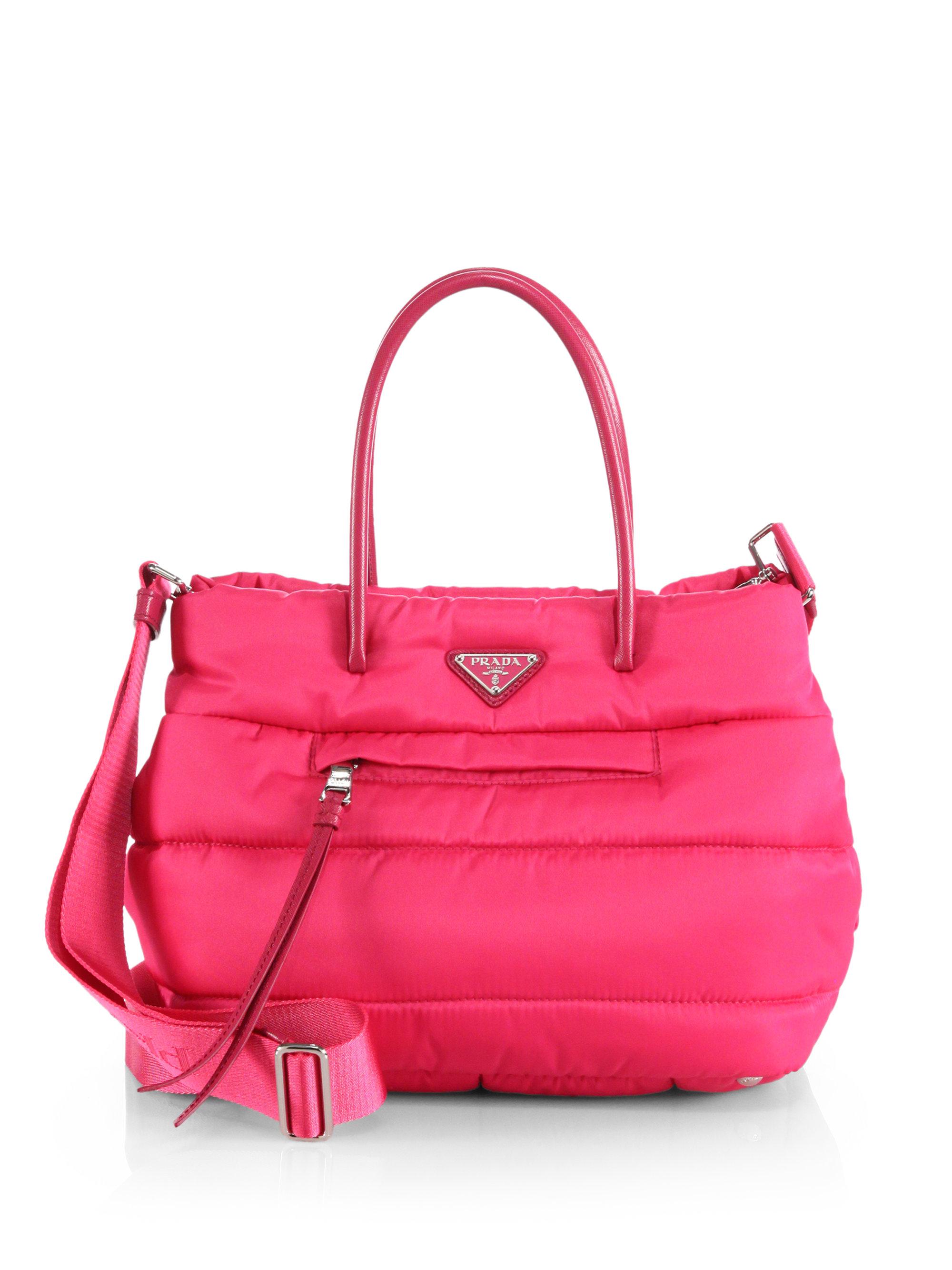 prada messager bag - prada black tessuto nylon bomber shopping travel tote bag, black ...