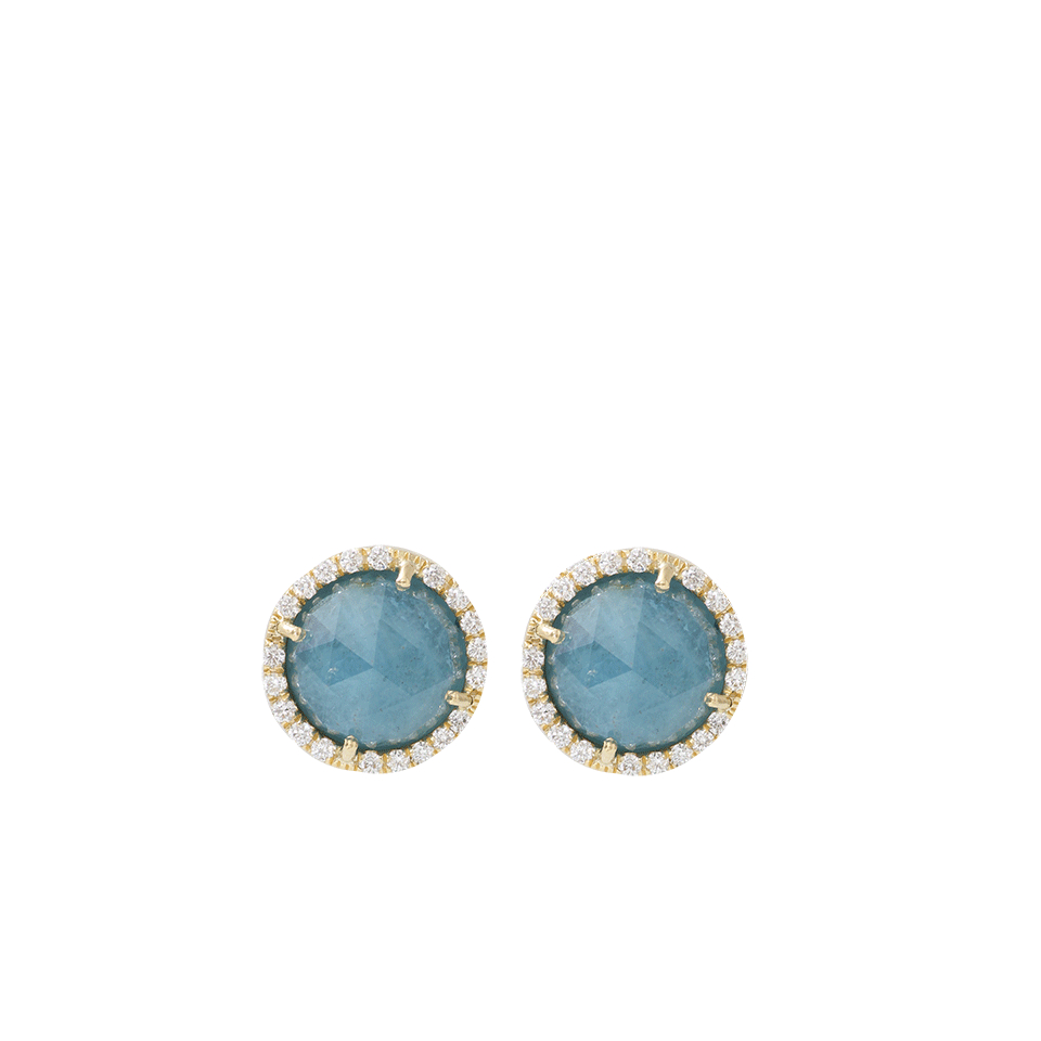 aqua tw aquamarine ct stud gold women in blue jewelry s marine designer earrings macy macys white w t lyst