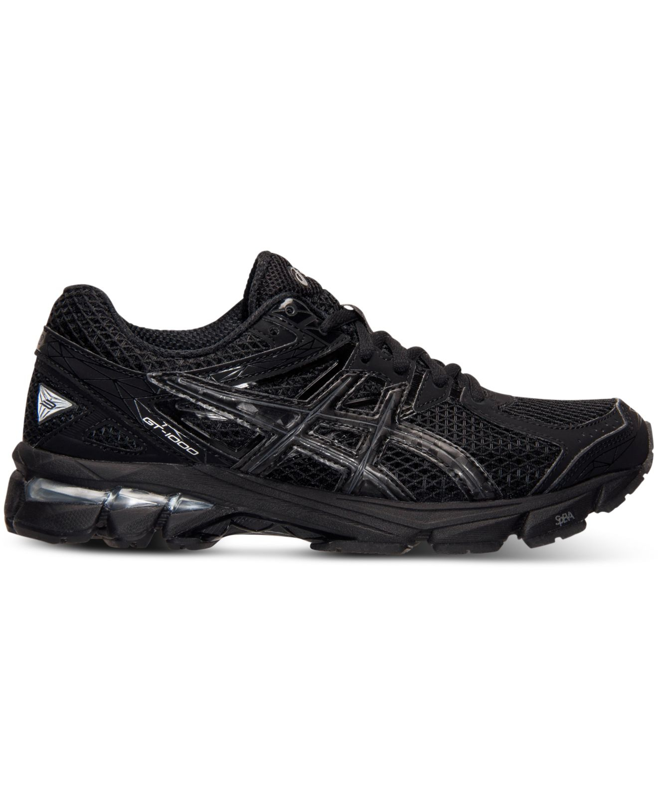 Asics Women S Gt   Running Shoes Black