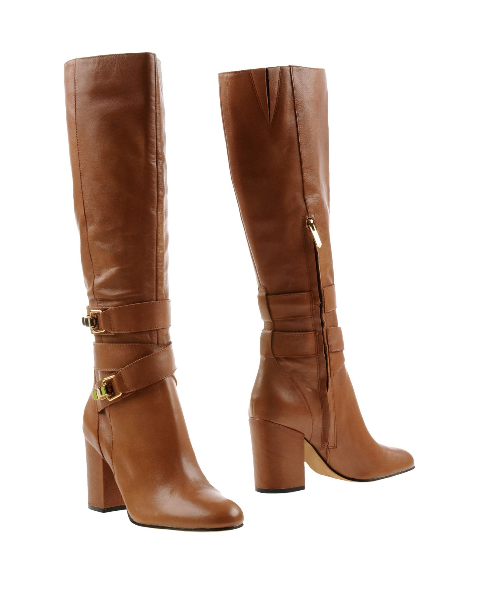 sam edelman boots in brown camel lyst