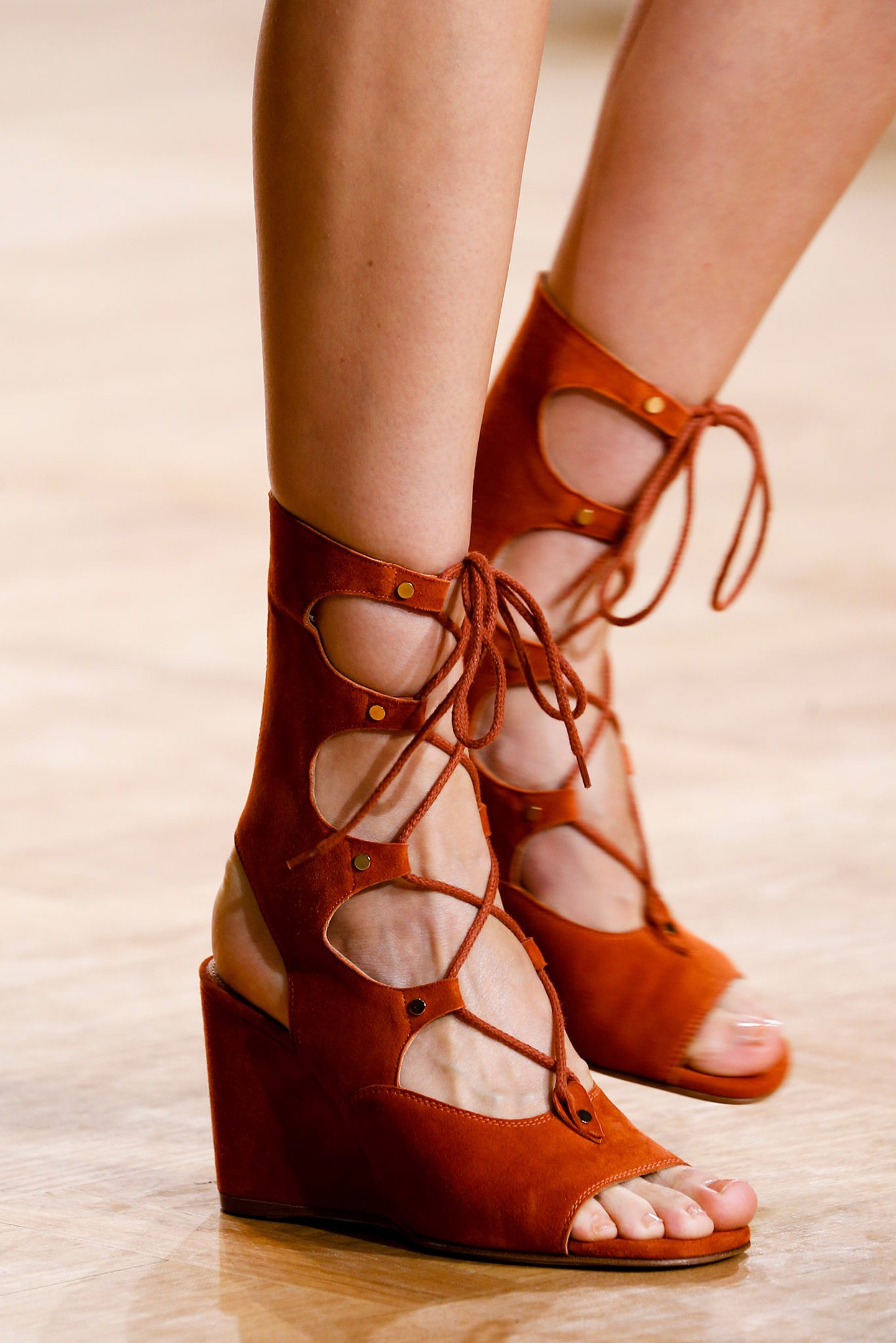 708a2a93b14 Gallery. Previously sold at  Mytheresa · Women s Gladiator Sandals Women s  Chloe ...