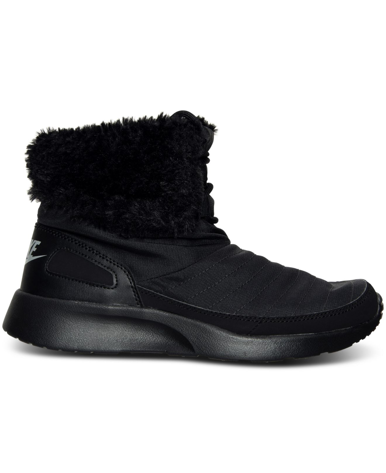 Model NIKE Winter Hi 3 Premium New Boots Snow Shoes Red Womens  Nike Shoes