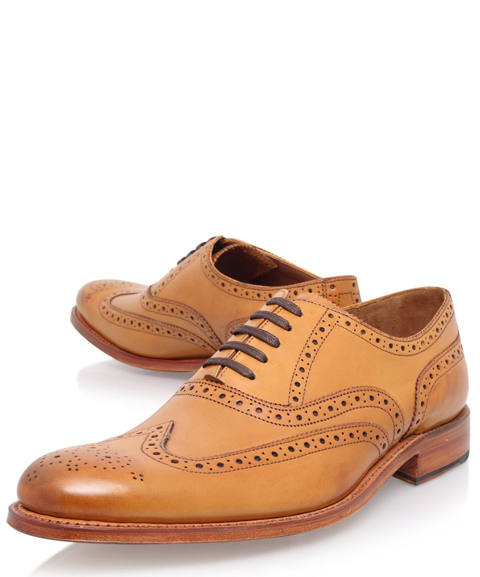 The Iconic Shoe Laces Brown