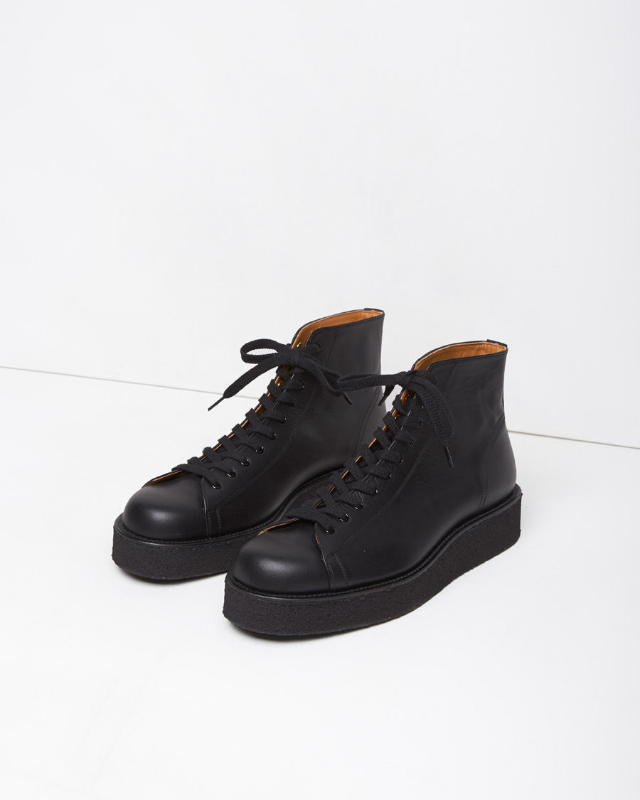 FOOTWEAR - Boots Yohji Yamamoto For Nice Cheap Online Free Shipping Wholesale Price Clearance Cheap Price Cheap Price Free Shipping Cheap Geniue Stockist i6TAvK