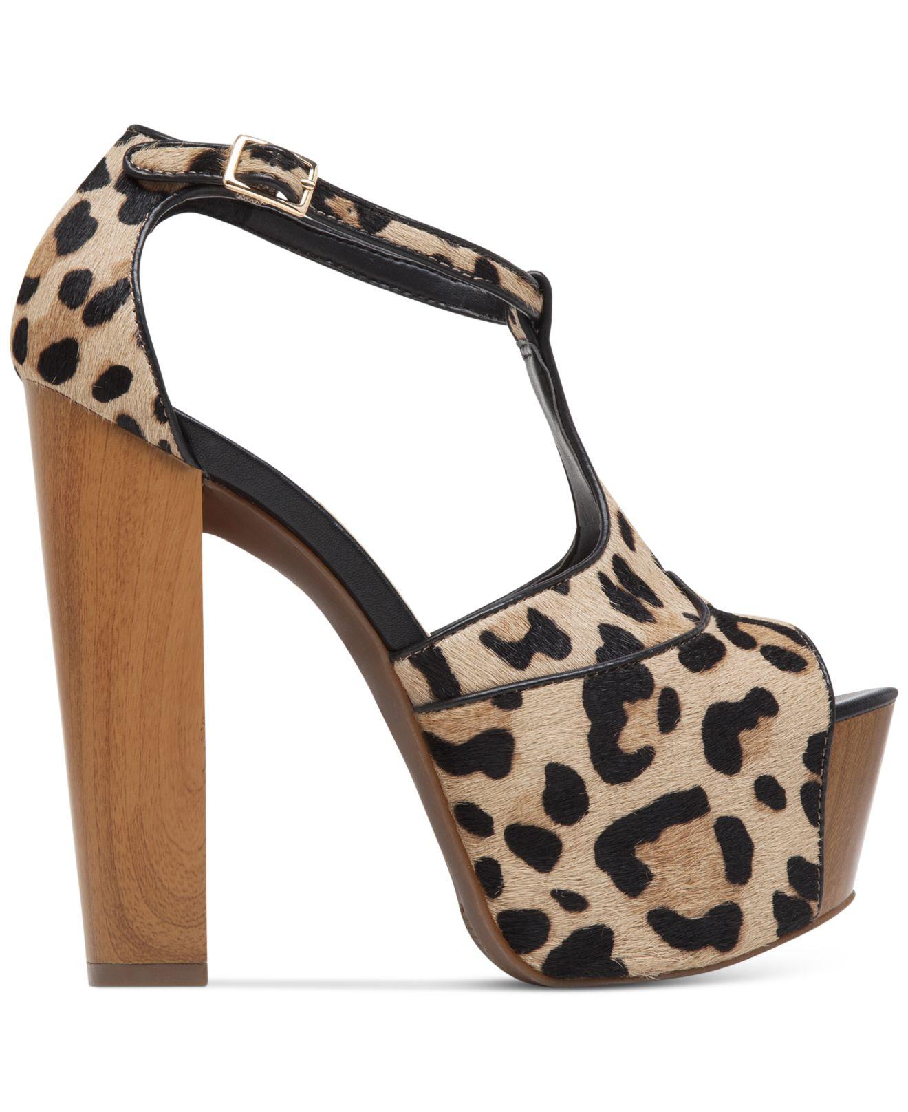 a1ac5faa41fe Lyst - Jessica Simpson Dany T-strap Platform Sandals