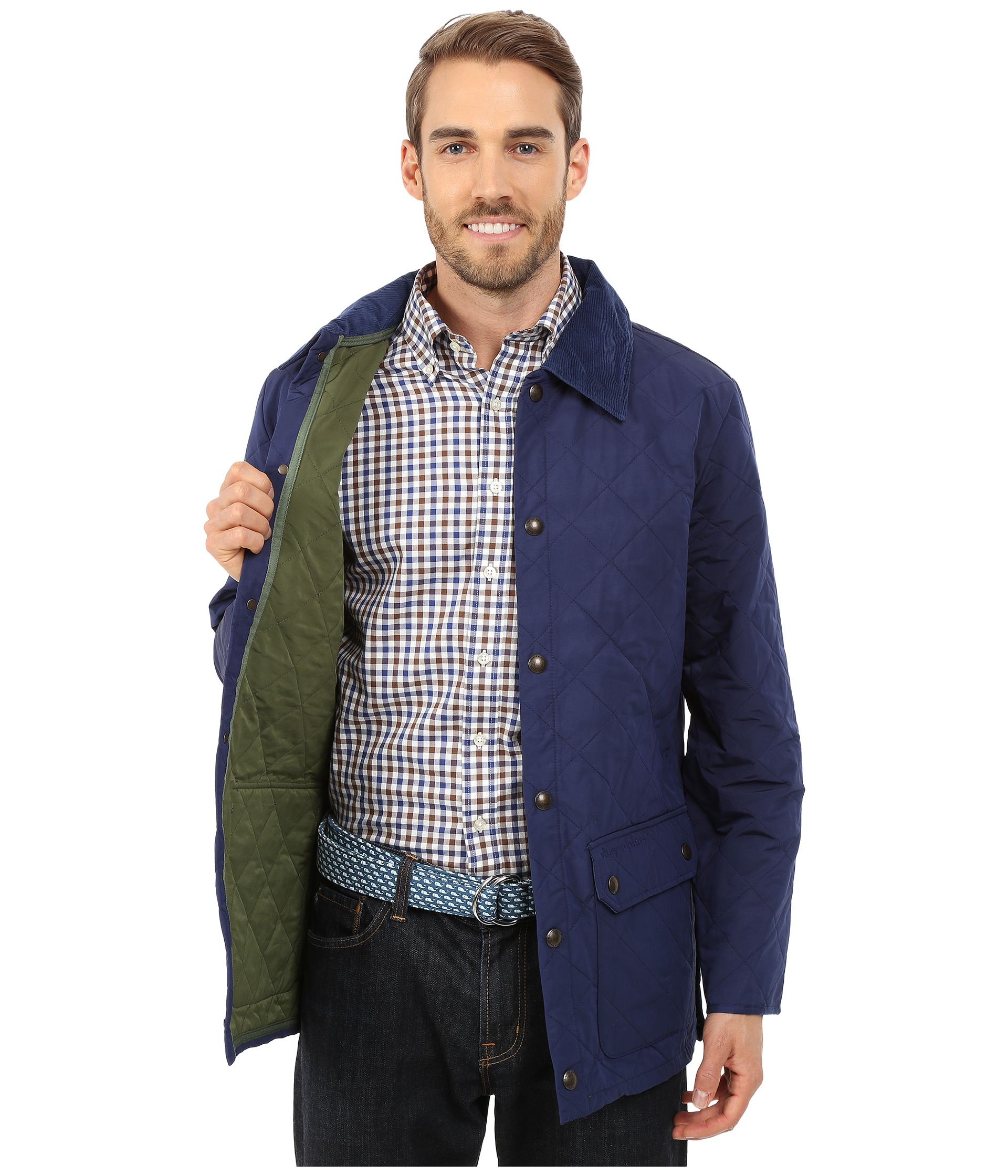 jacket black att brit quilt x mens quilted roden lyst burberry of men for in lovely photo