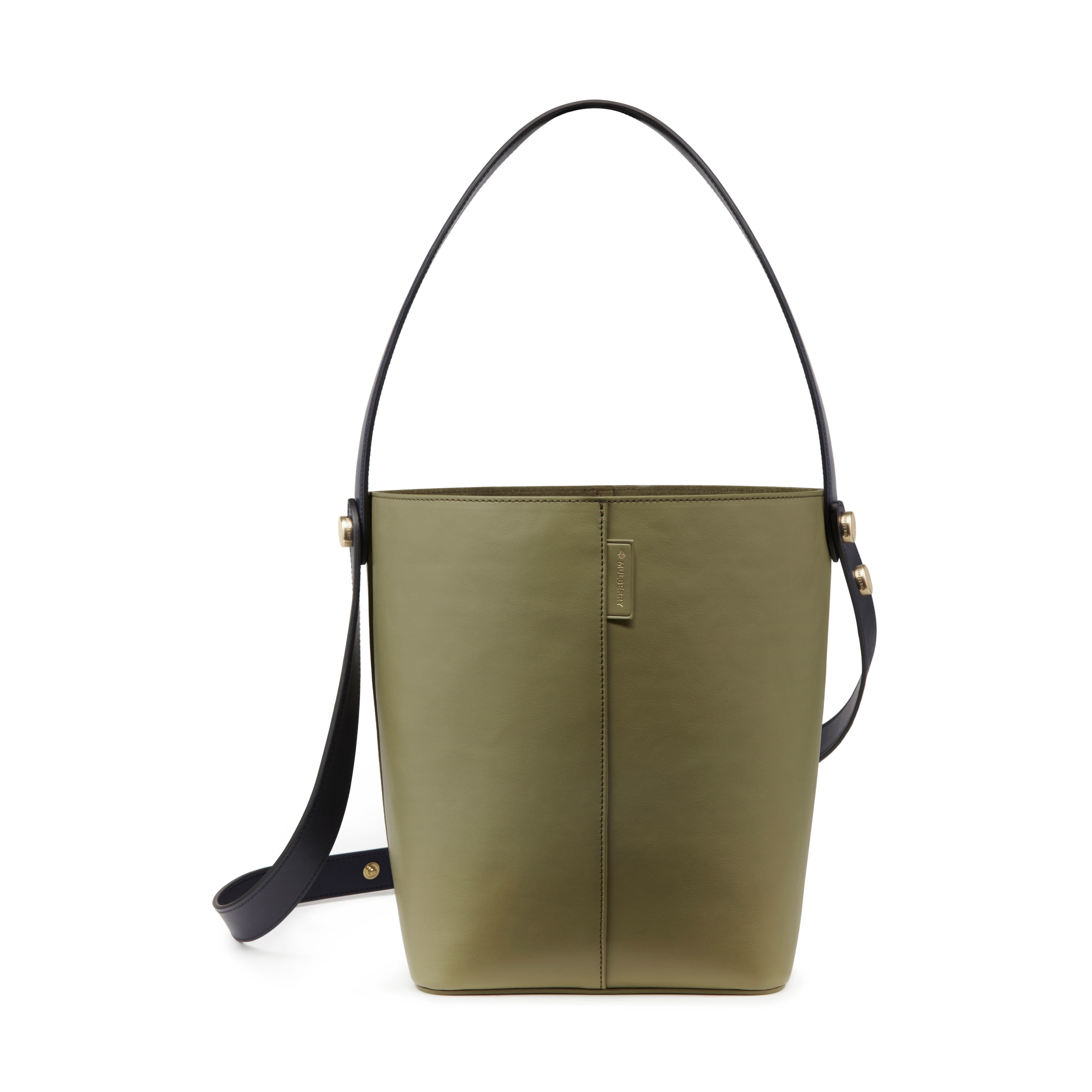 ... best price mulberry small kite leather tote in green lyst 572a6 7f604  ... f103cf95043b8