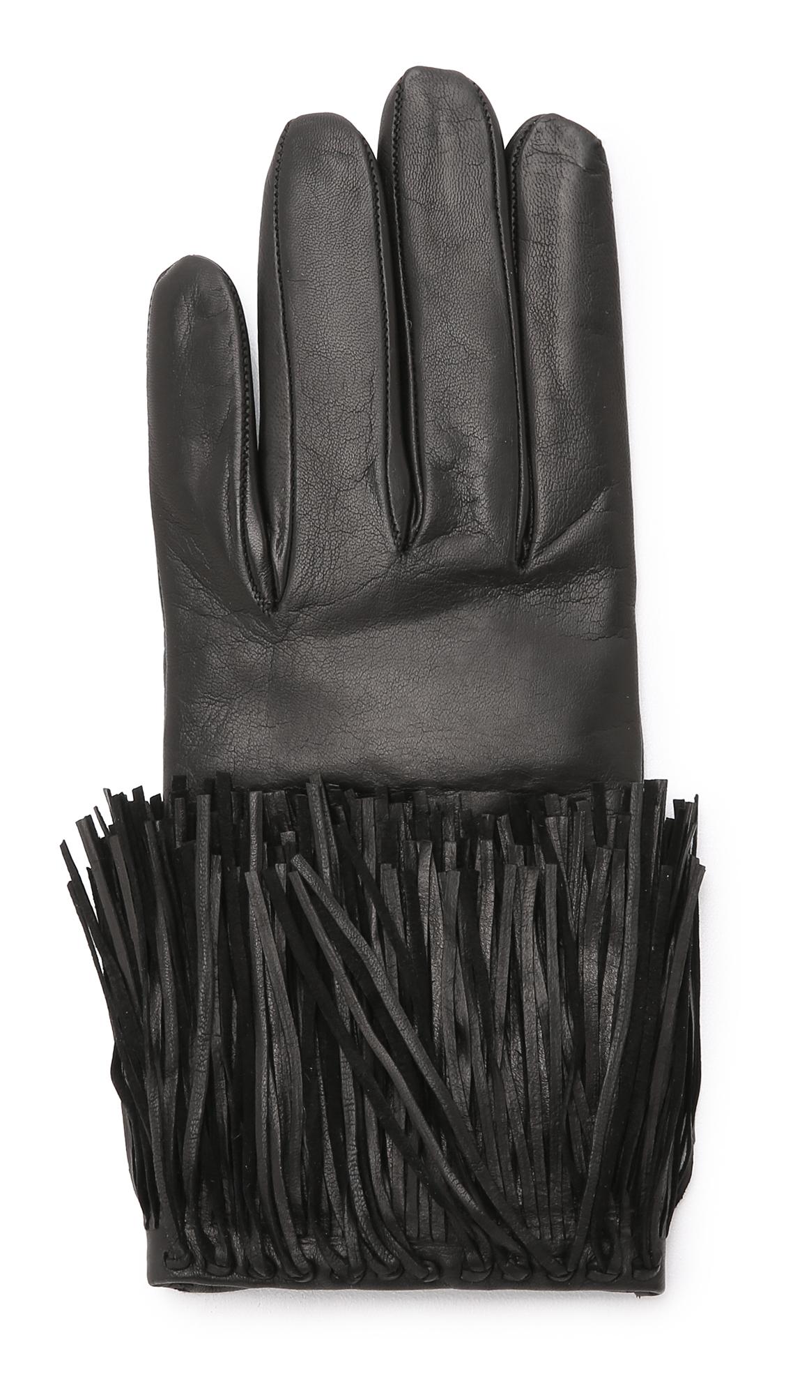 Ladies leather gloves selfridges - Gallery