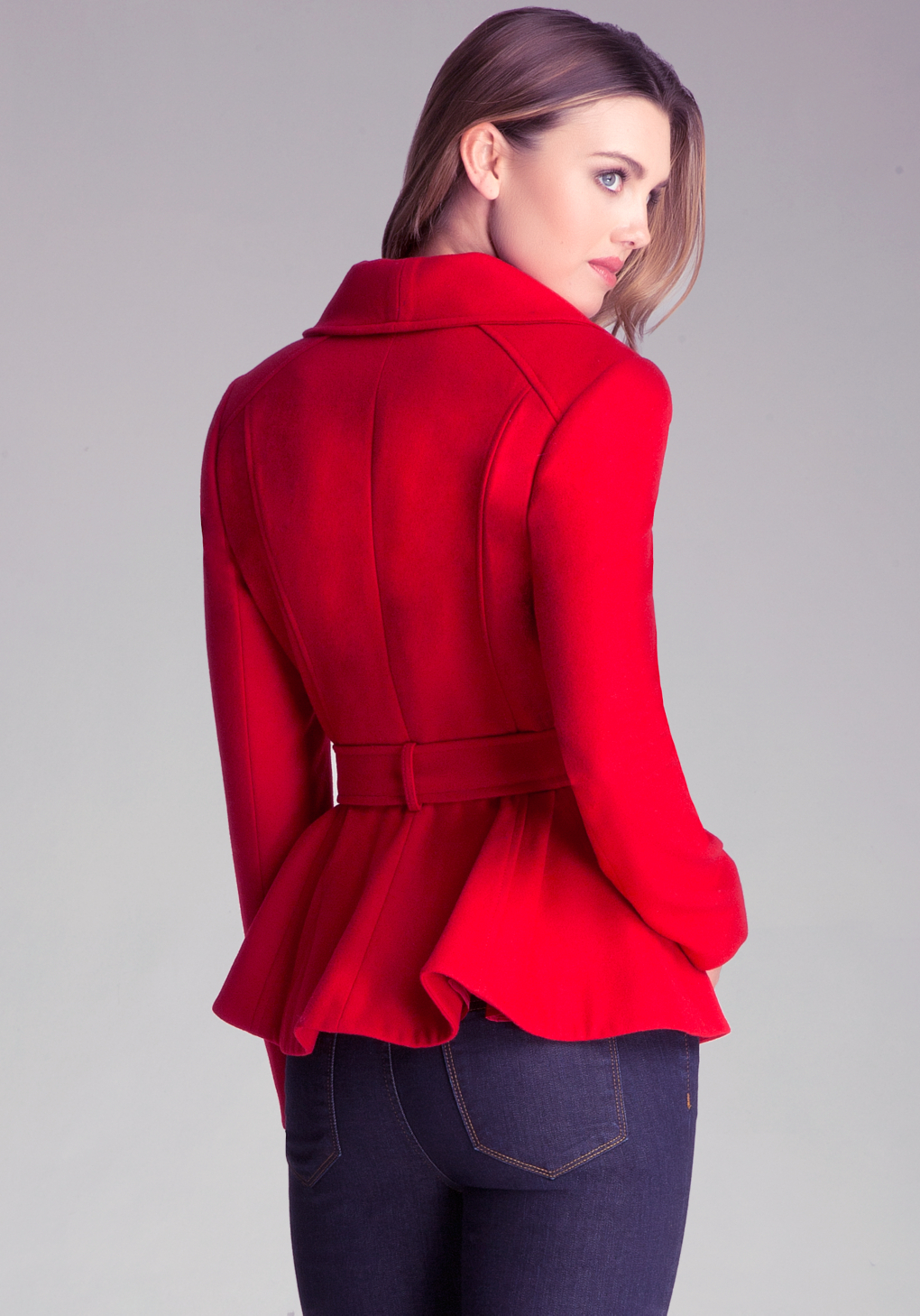 Find great deals on eBay for red peplum jacket. Shop with confidence.