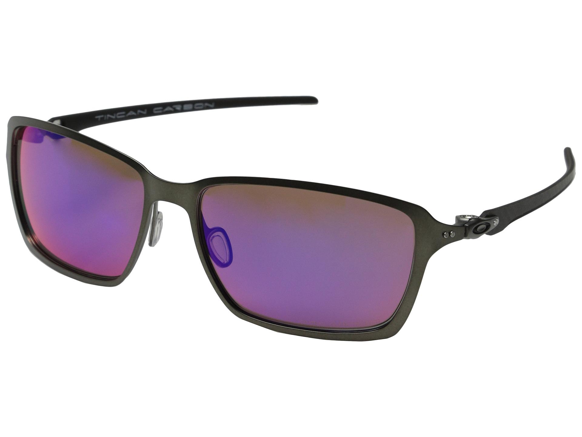 55b9aa8d5f Lyst - Oakley Tincan Carbon in Purple for Men