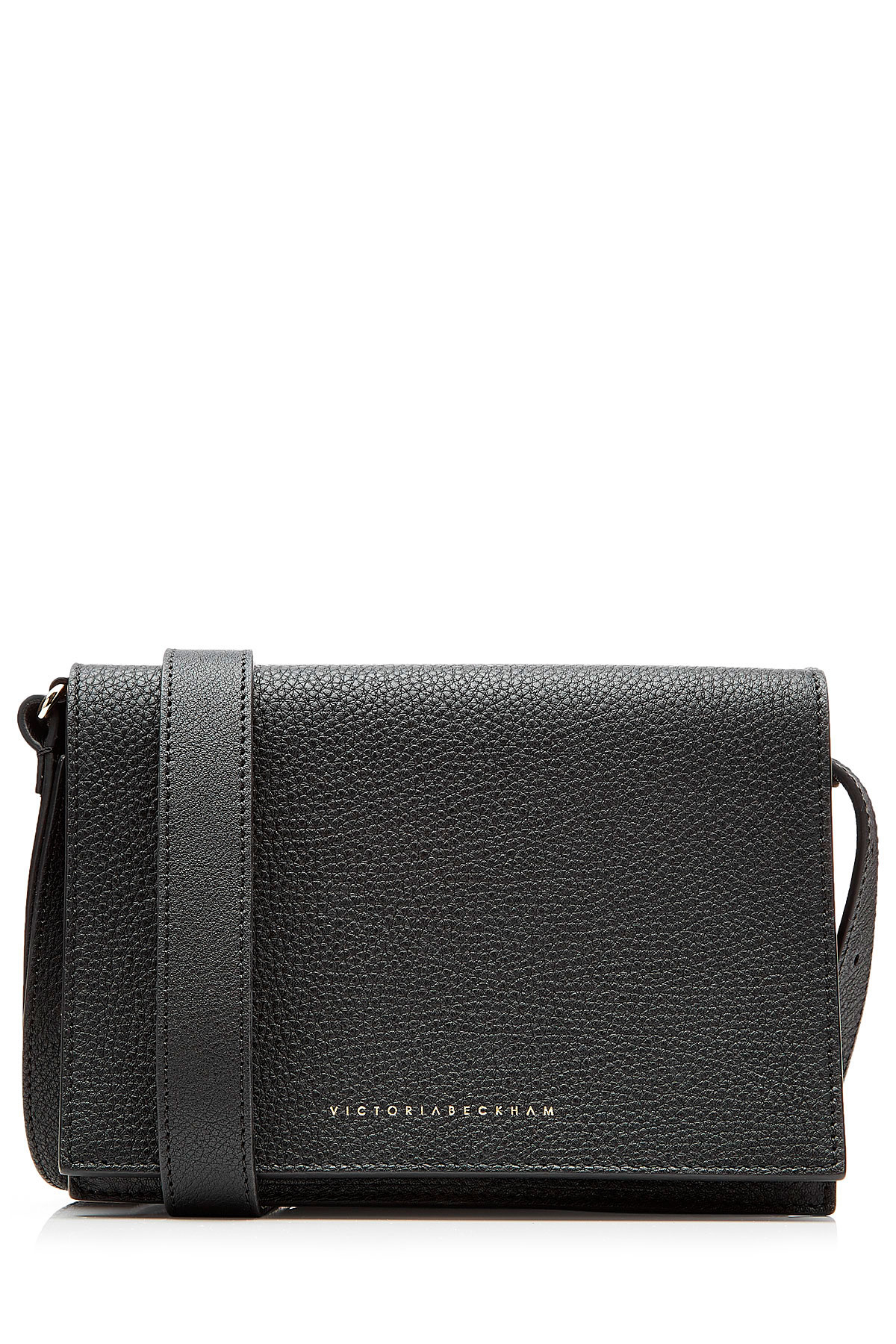 Victoria Beckham mini hobo bag - Black B8mOqC