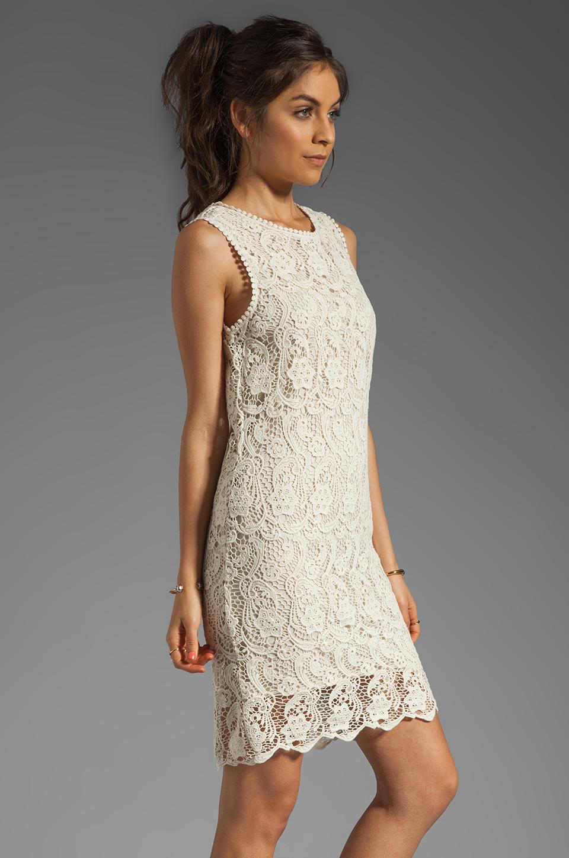 Lyst Joie Vionne Crochet Lace Dress In White