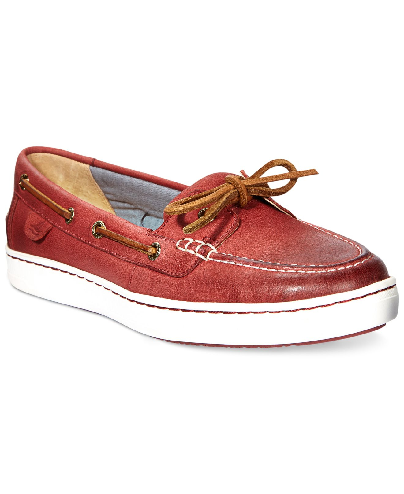 Women Sperry Shoes Top Sider Non Marking