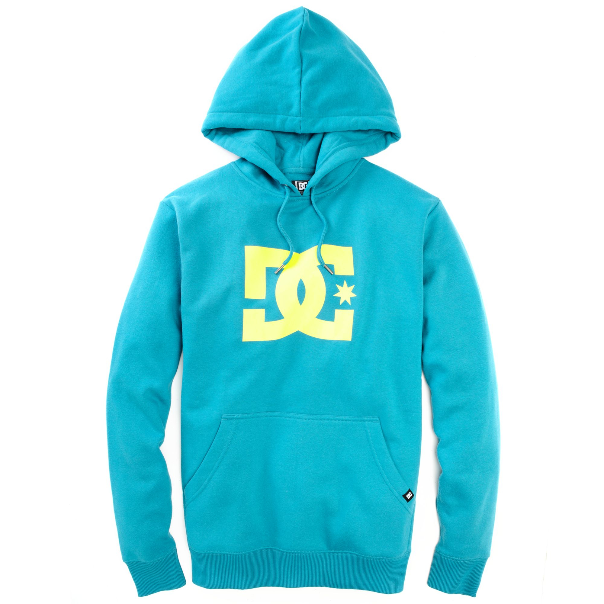 ed50a3d2 Lyst - DC Shoes Star Pullover Hoodie in Blue for Men