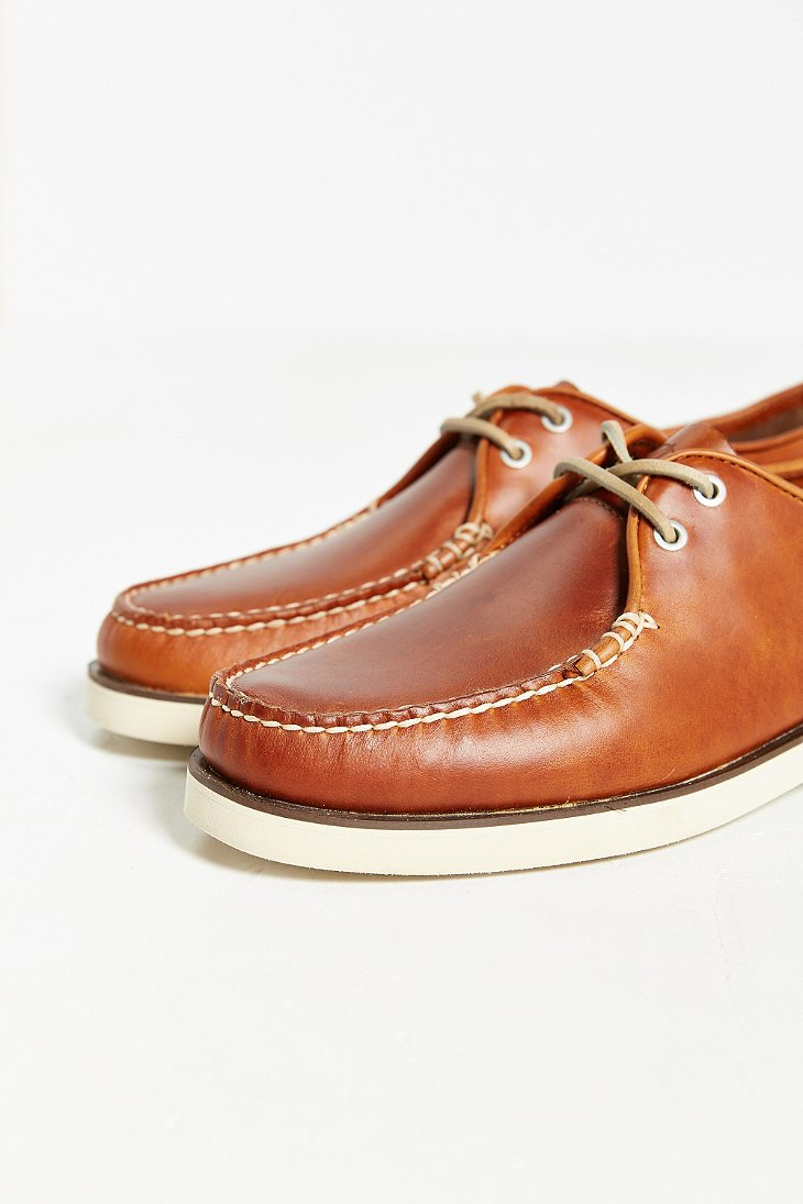 Sperry Top Sider Top Sider Captain S Oxford Shoe In Brown