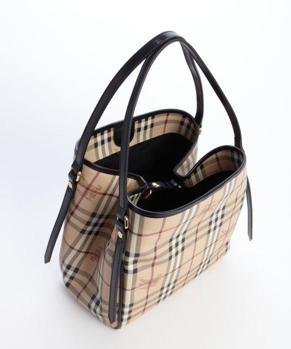 859add93e73e Burberry Small Nova Check Tote Bag Black - Best Model Bag 2018