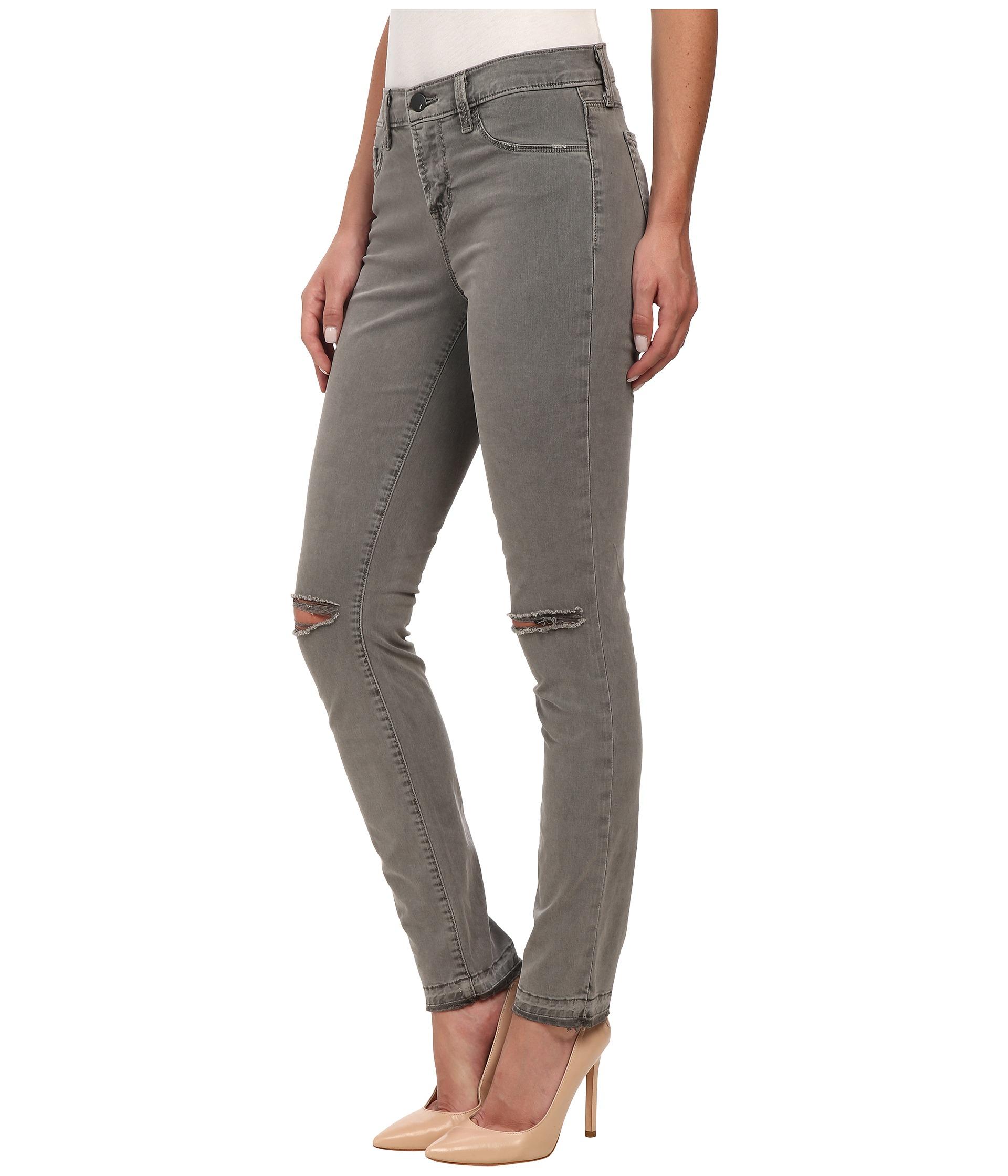Silver Maternity Jeans - Xtellar Jeans
