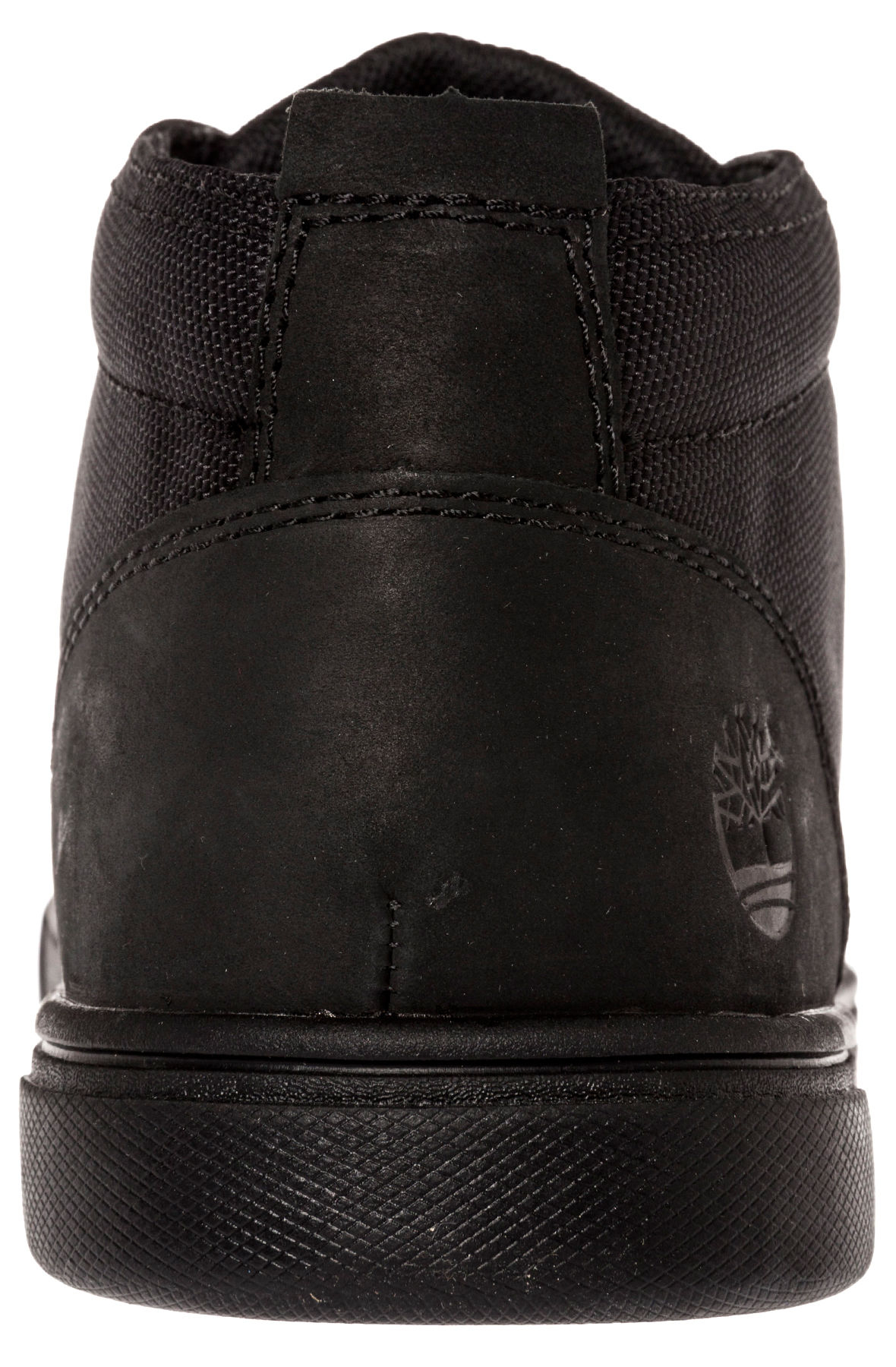 Lyst Timberland The Groveton Leather And Fabric Chukka