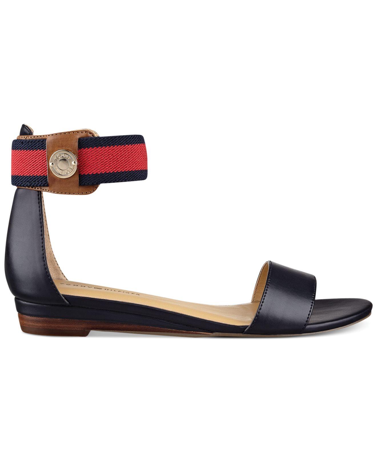b517483fc Lyst · Tommy Hilfiger Dulce Slide Sandal · Tommy Hilfiger Women s Geena  Stretch Slingback Flat Sandals · Spring s Hottest Sales ...