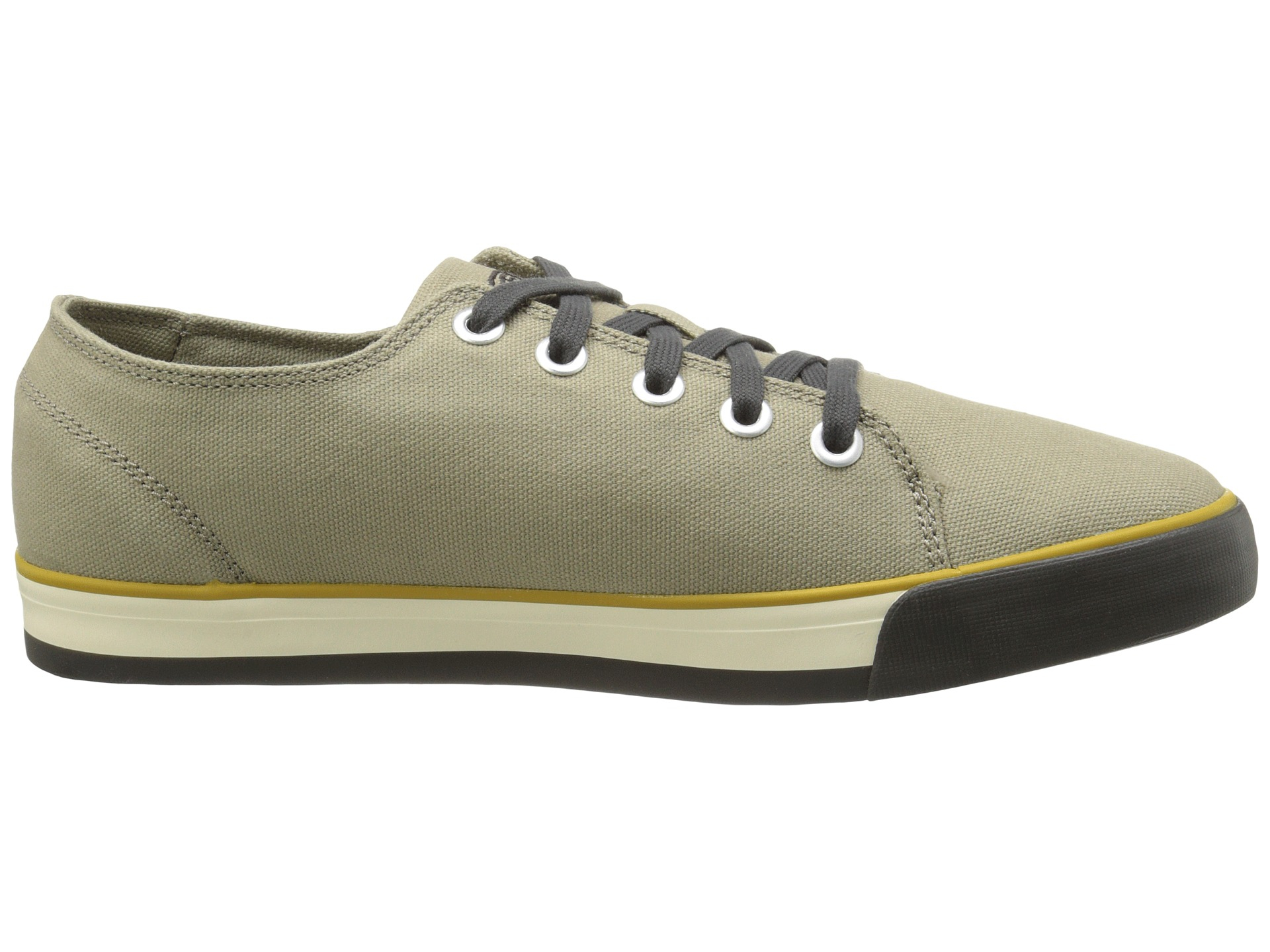 Lyst Keen Timmons Low Lace Canvas In Green For Men