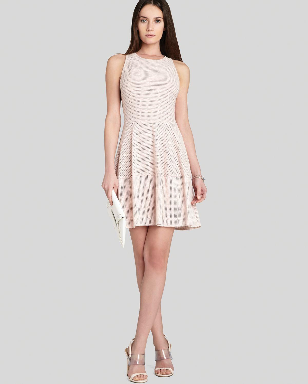 Bcbgmaxazria Bcbg Max Azria Dress Cassandra Aline Lace in ...