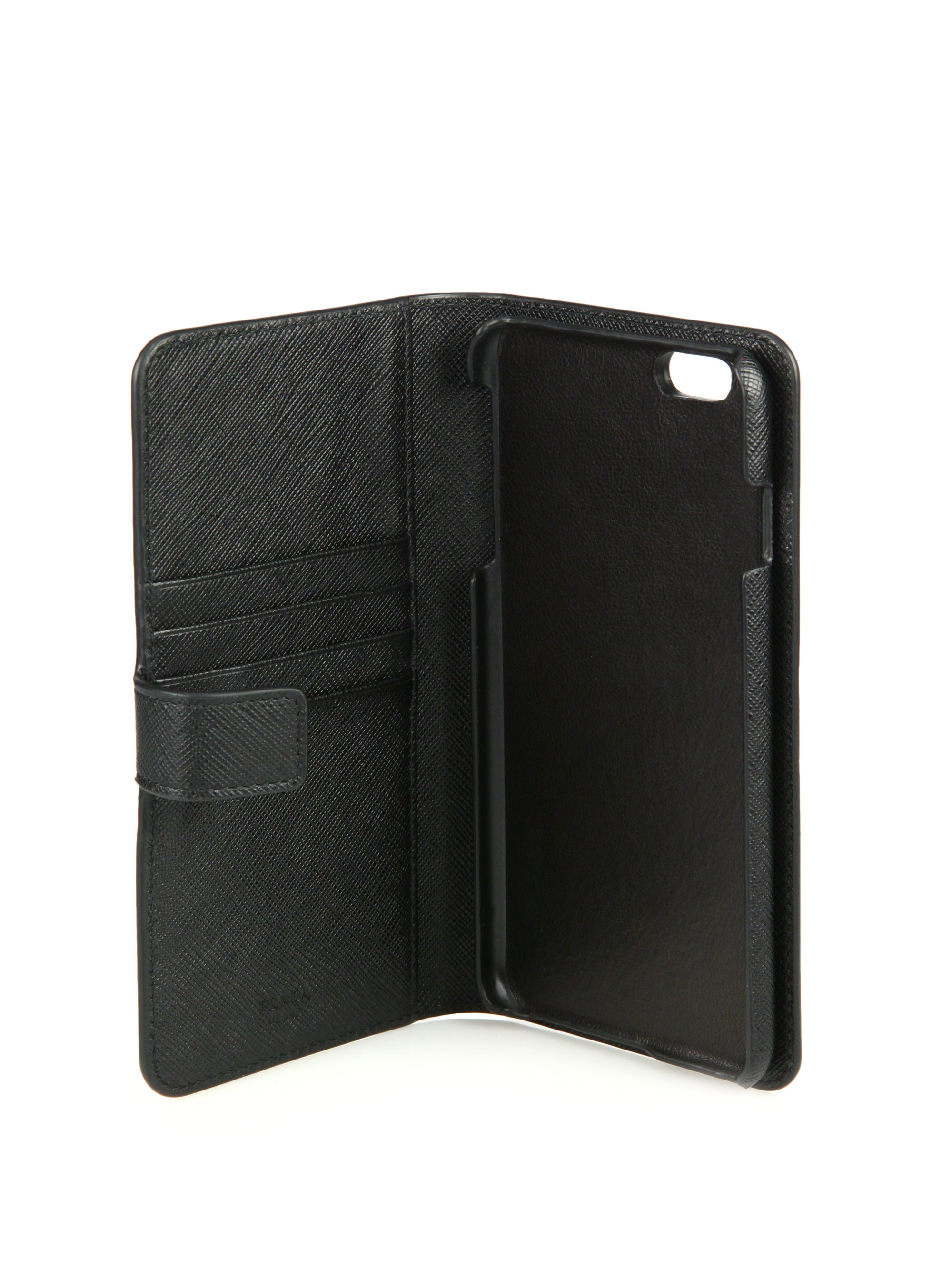 Prada Iphone  Plus Wallet