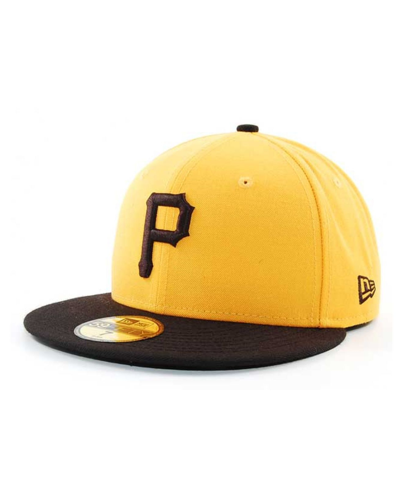 best service 77135 334c1 ... low cost lyst ktz pittsburgh pirates mlb cooperstown 59fifty cap in  black e64ab f9f20 ...