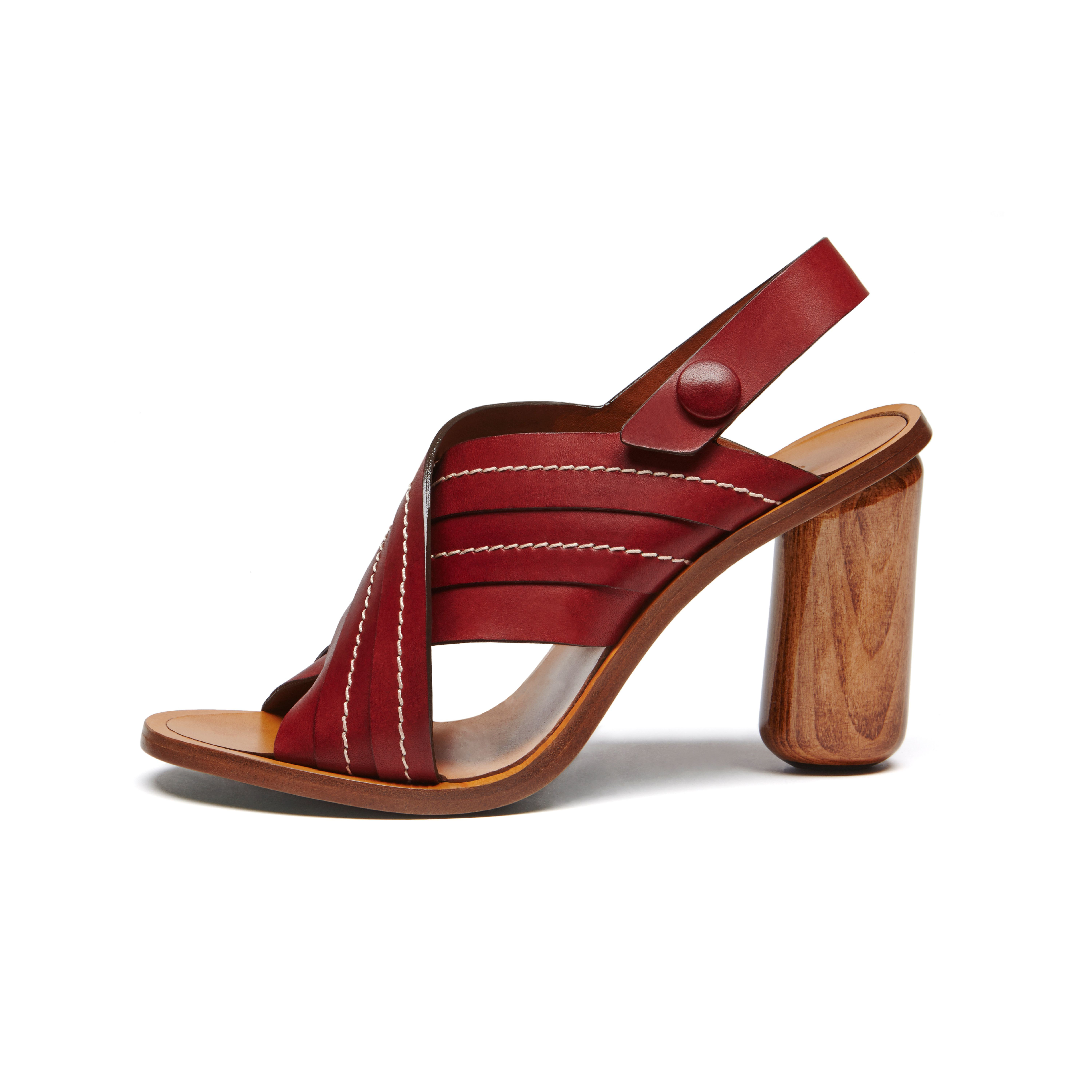 Soften Leather Shoes Heel