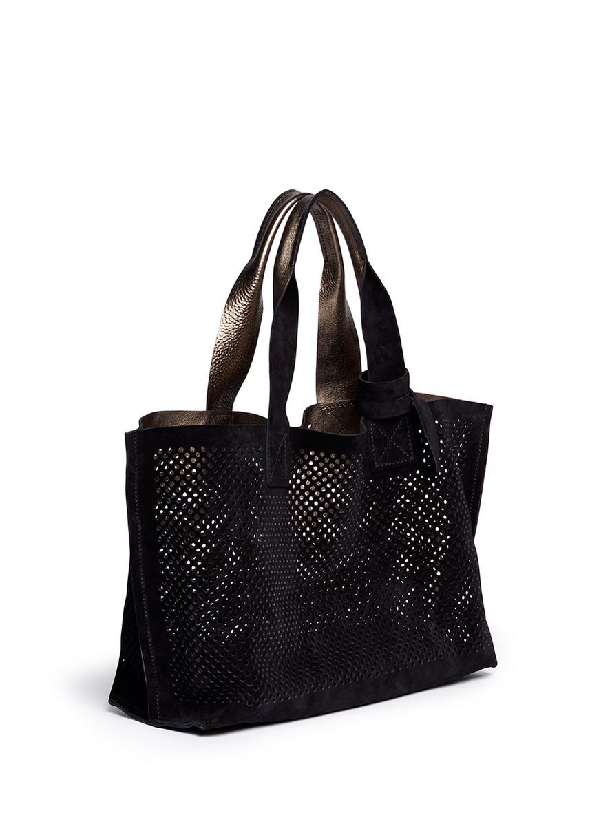 Cool Pedro Garcia Handbag In Gray  Lyst