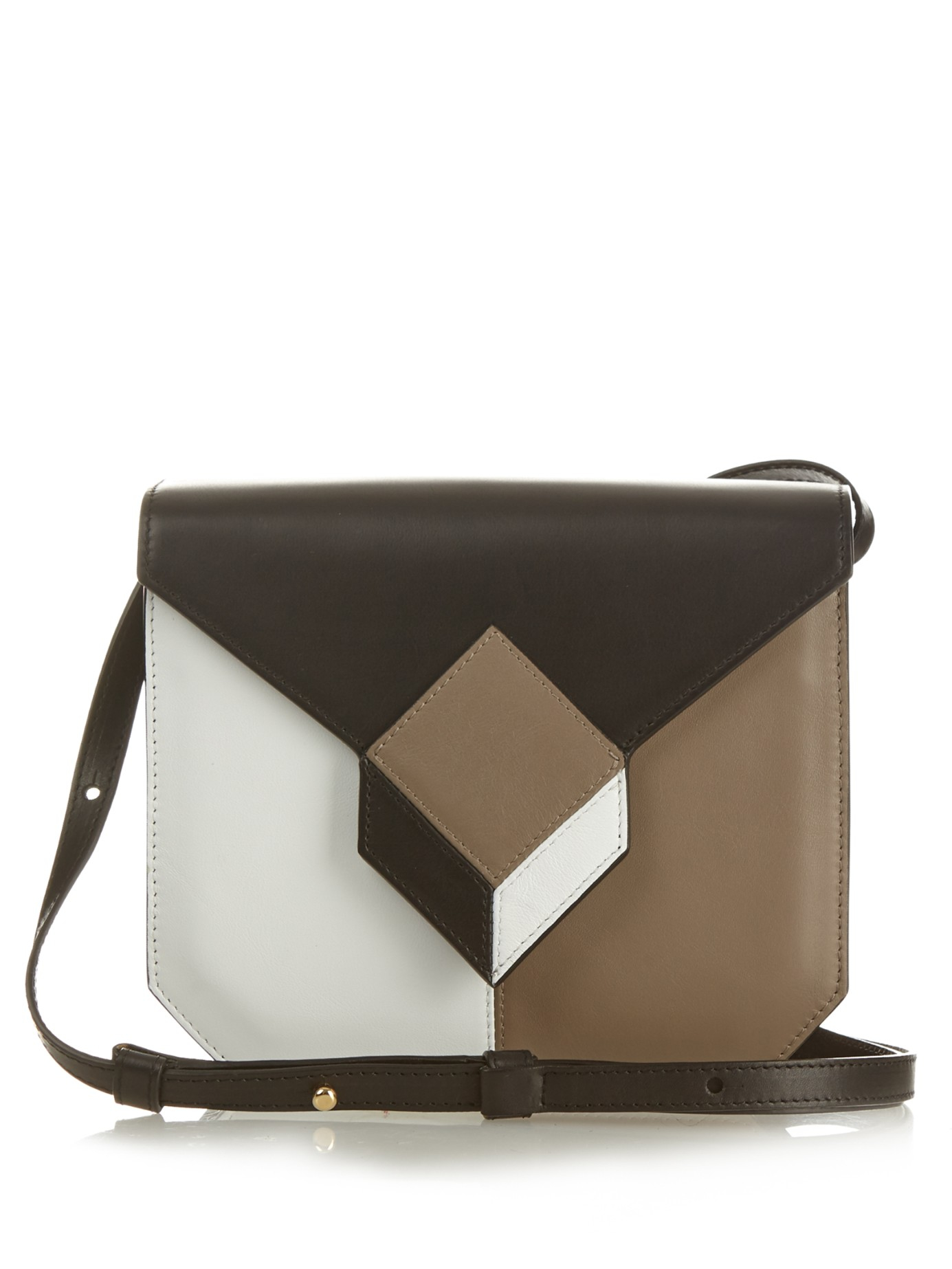Exclusive Cheap Price Cheap Sale 2018 Unisex Prism Quilted crossbody bag Pierre Hardy fI5WNIrOB3