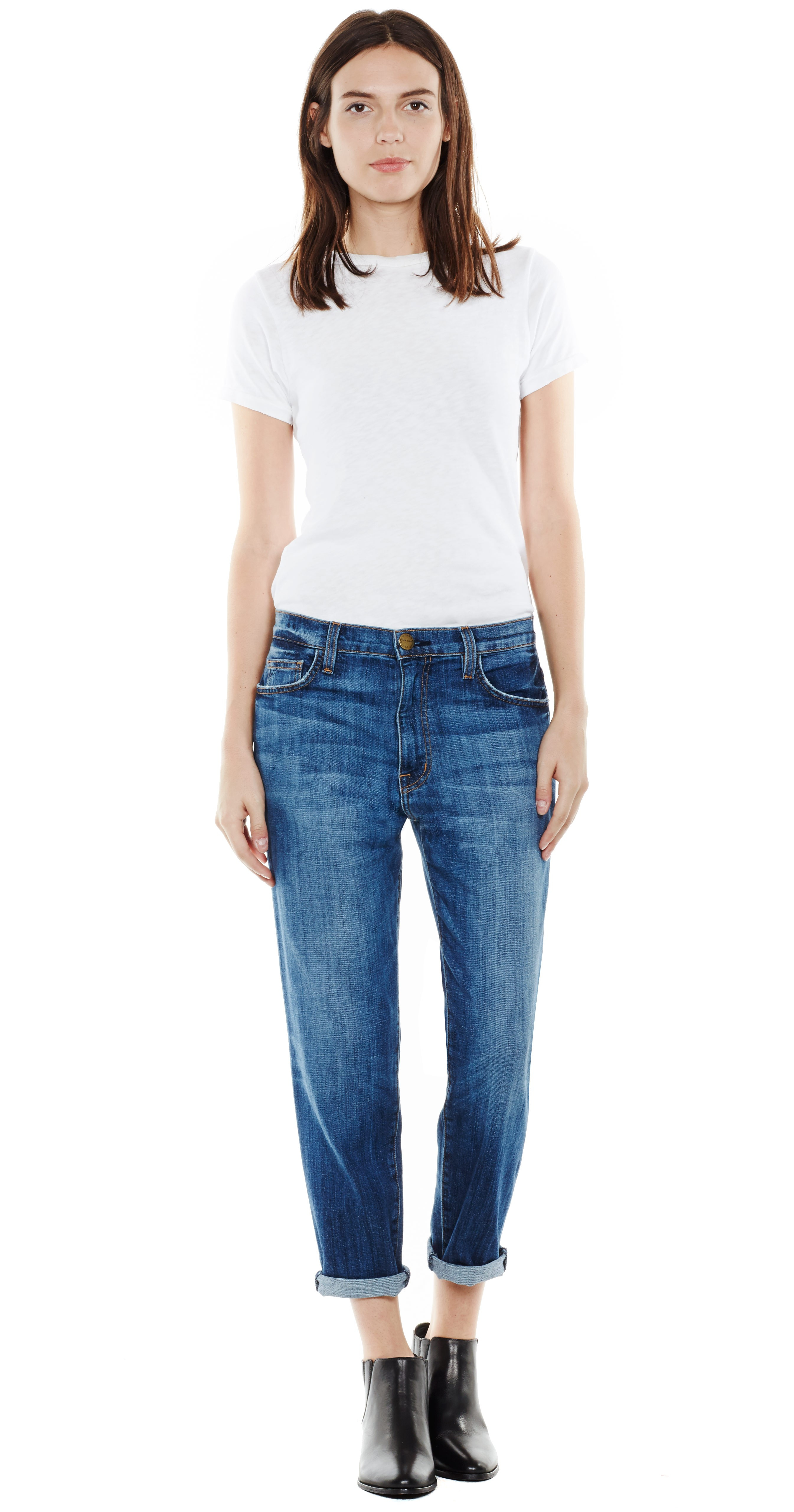 Current/Elliott Slouchy Carrot cropped jeans Find Great Cheap Price For Sale Cheap Price From China Outlet Enjoy T6HR3DWuc