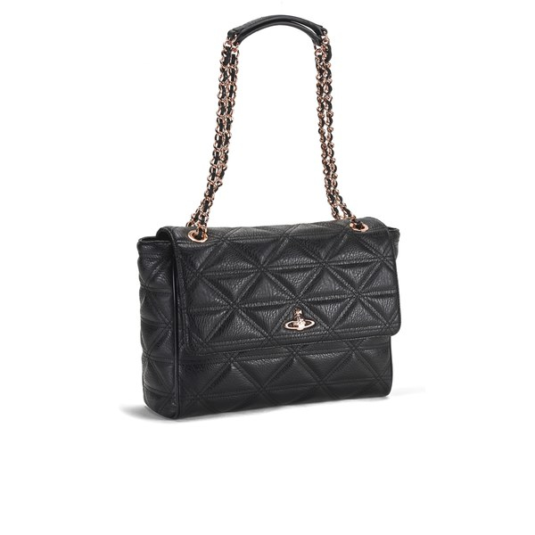 3499c5fec501 Vivienne Westwood Anglomania Women s Sharlenemania Quilted Large ...