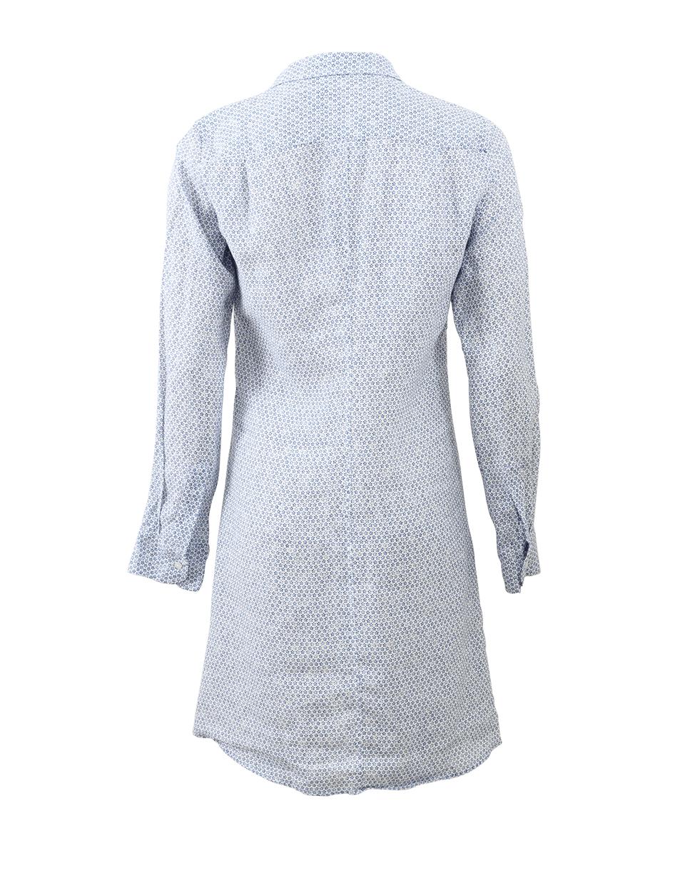 20620a77d8 Lyst - Frank   Eileen Murphy Shirt Dress in Blue