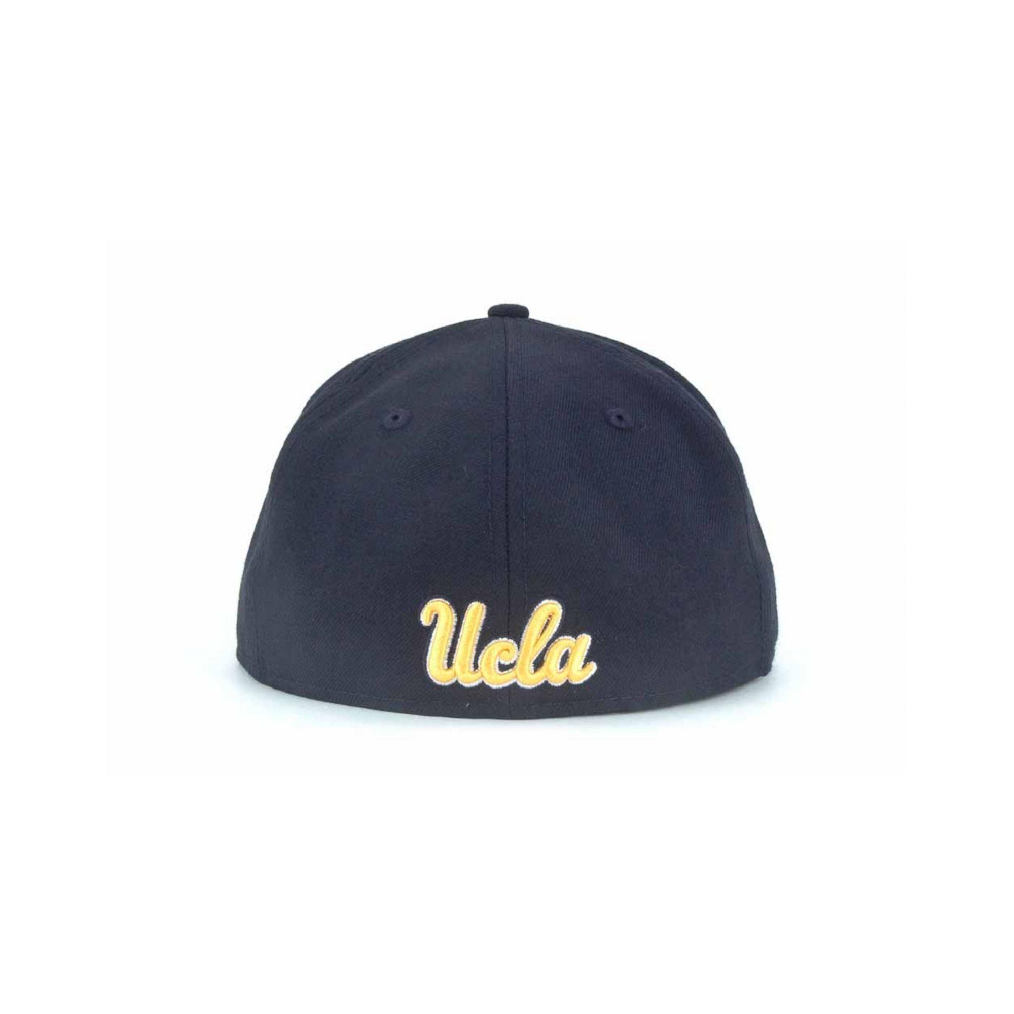 quality design 89407 55eab ... sweden lyst ktz ucla bruins 59fifty cap in blue for men feb5c 85a51