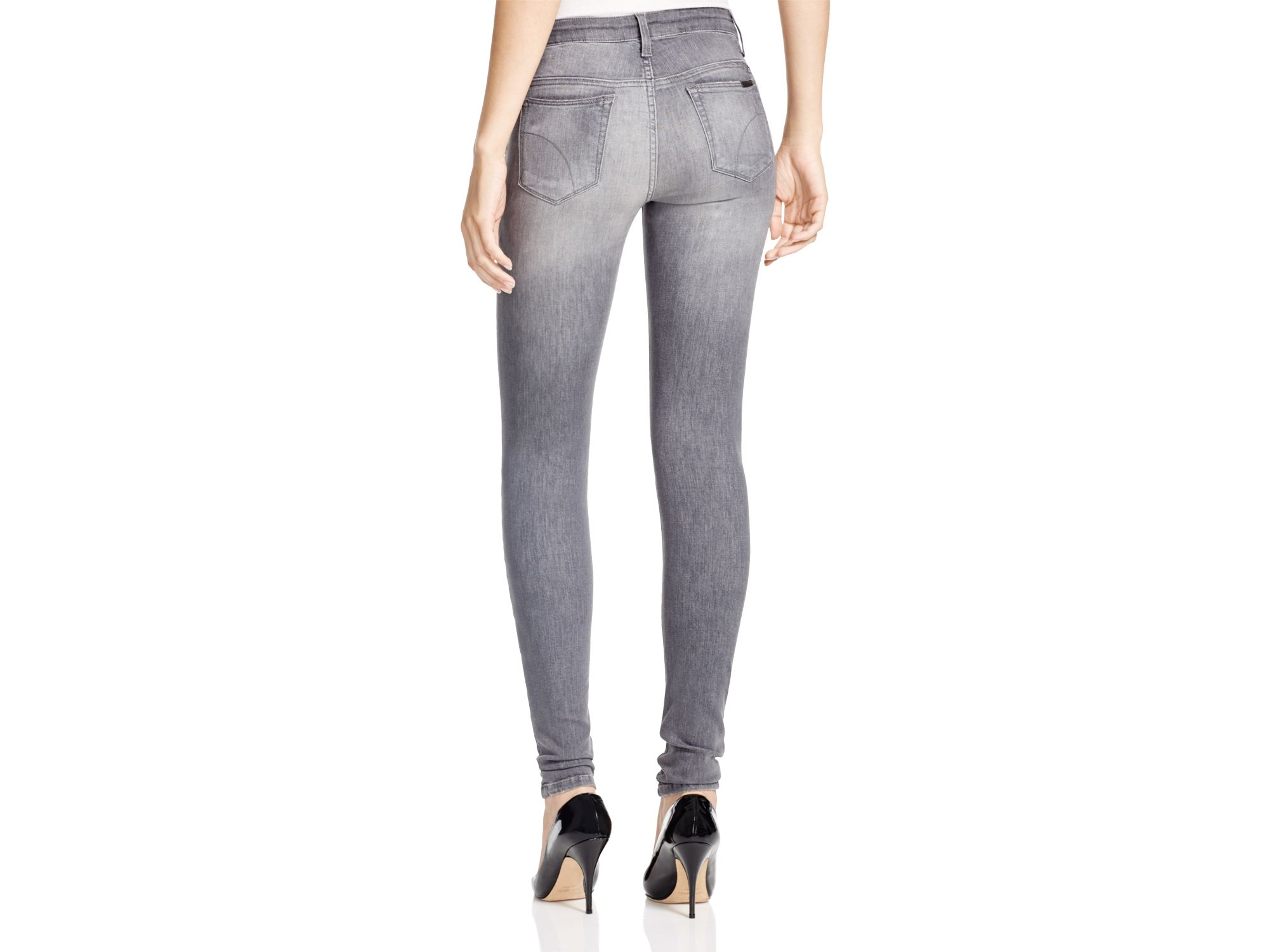 Joe's jeans grey skinny