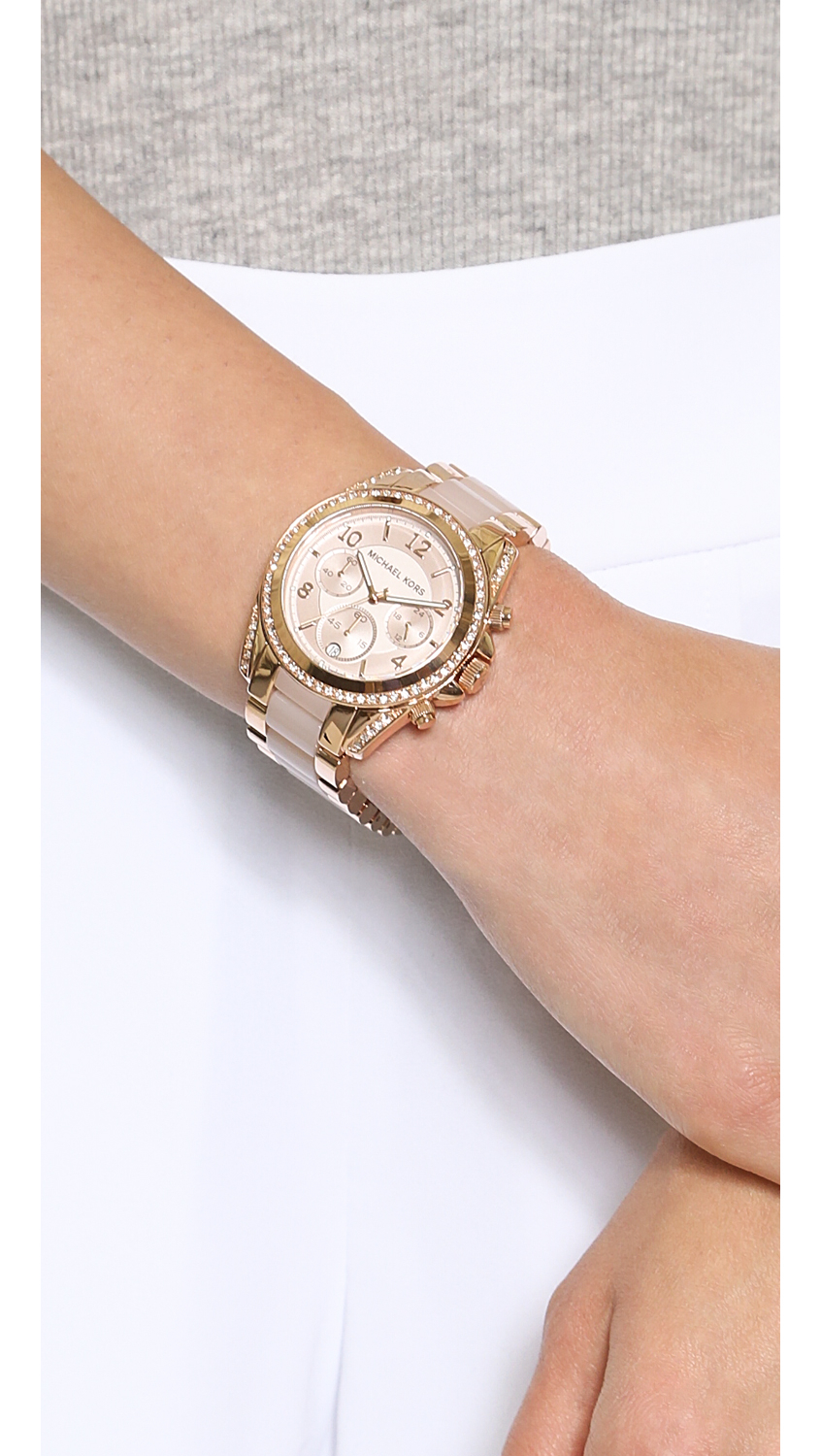 fd10e7d18 Gallery. Previously sold at: Shopbop · Women's Gold Watches