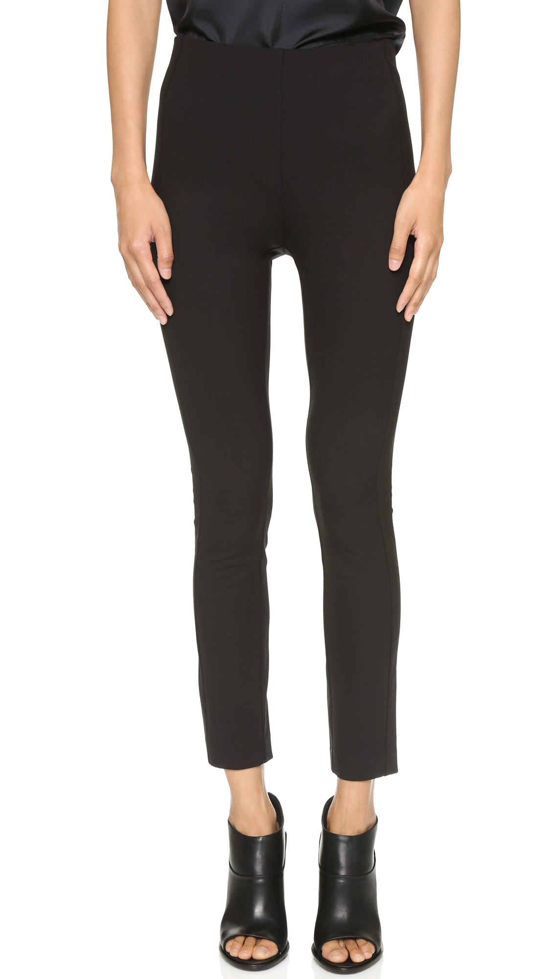 Olive Skinny Jeans Womens