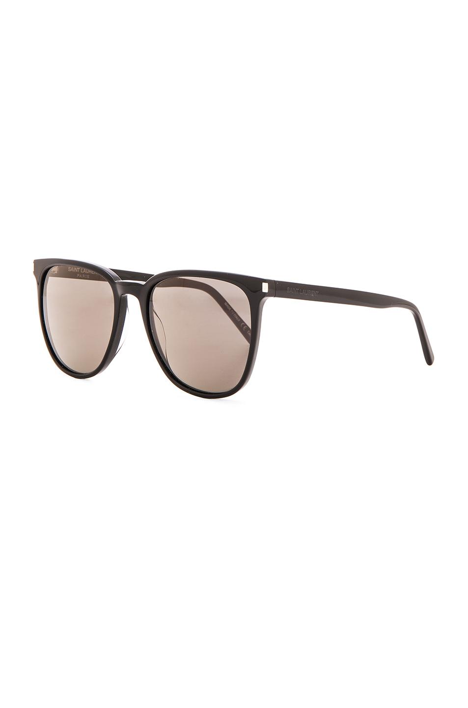 b600efdbf09 Lyst - Saint Laurent Sl 94 Sunglasses in Black