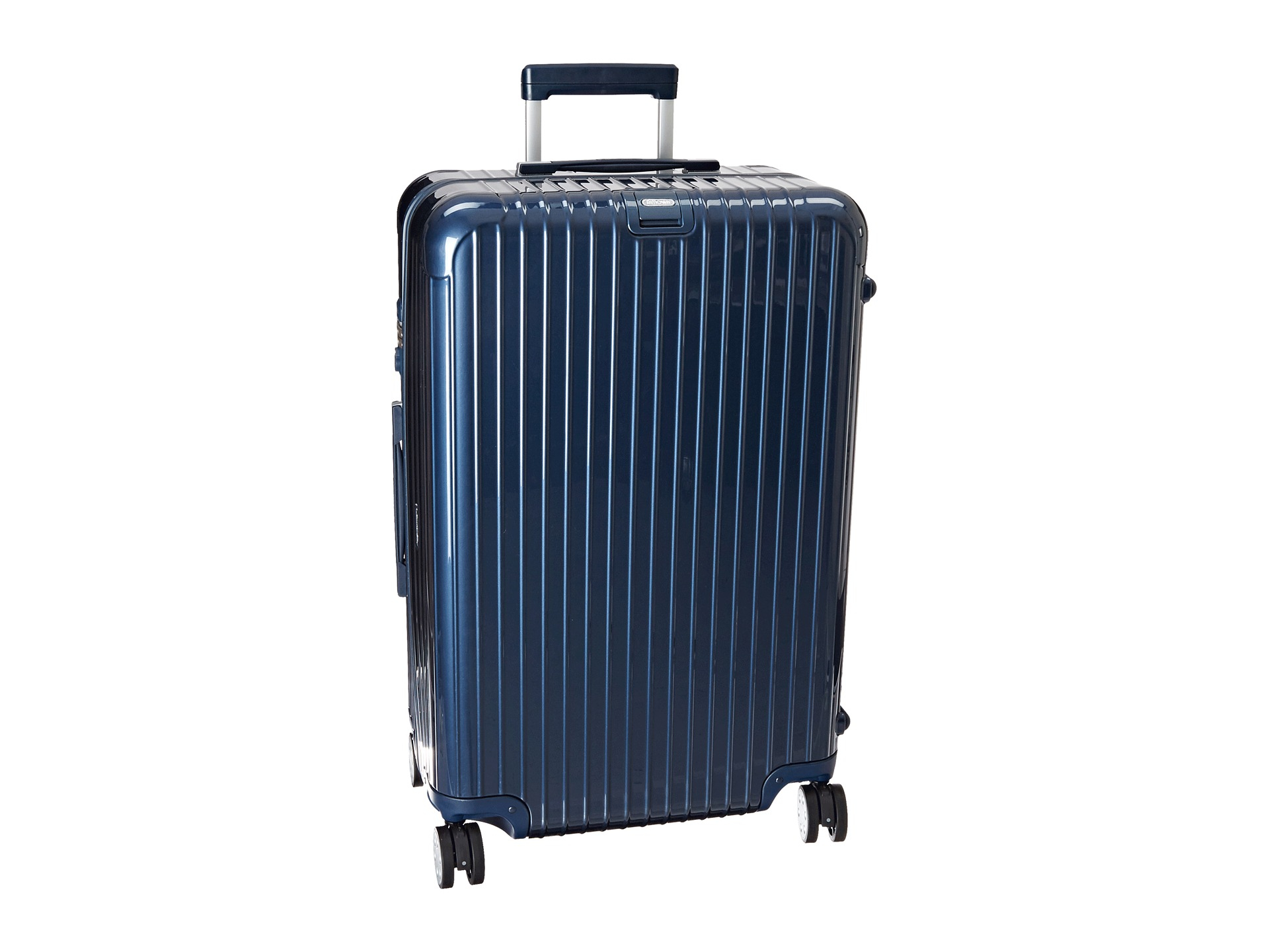 rimowa salsa deluxe 29 multiwheel in blue yachting blue lyst. Black Bedroom Furniture Sets. Home Design Ideas