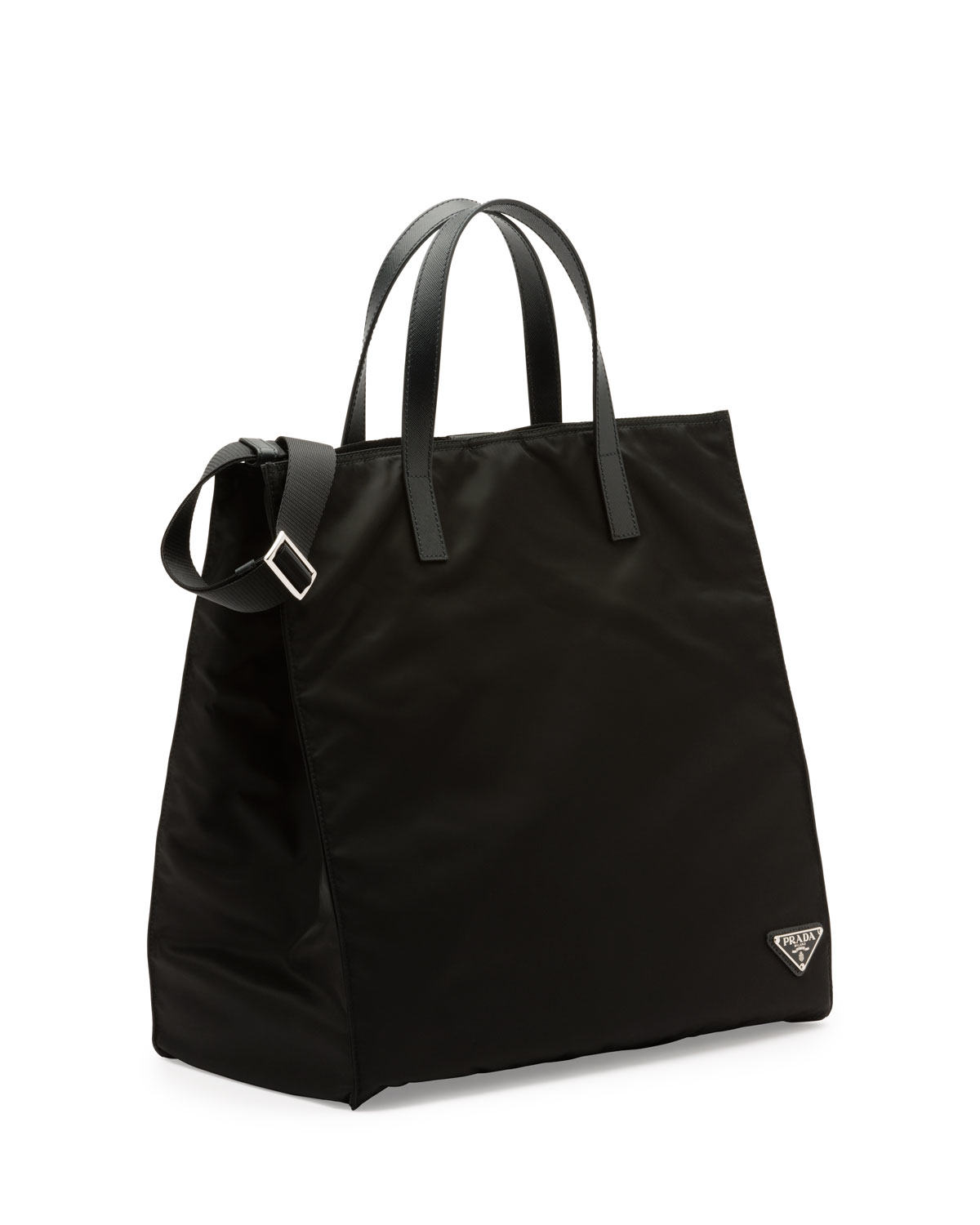 prada handbags nylon tote