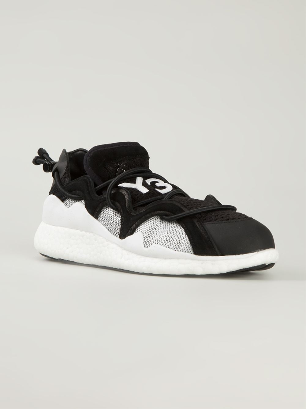 1e17208185515 Lyst - Y-3 Toggle Boost Sneakers in Black