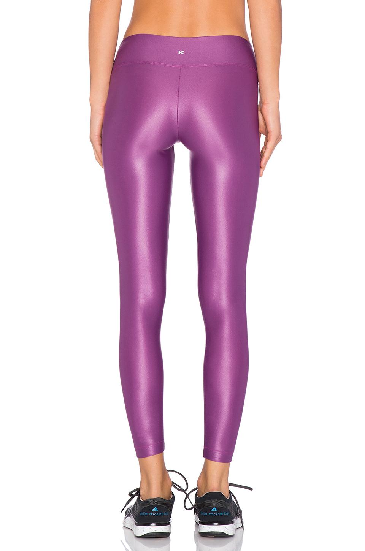 Womens Purple Plaid Shirt