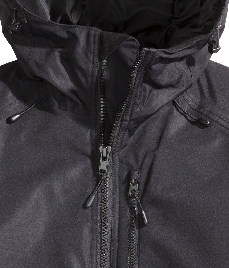 252d64fe1 Lyst - H M Padded Ski Jacket in Black for Men