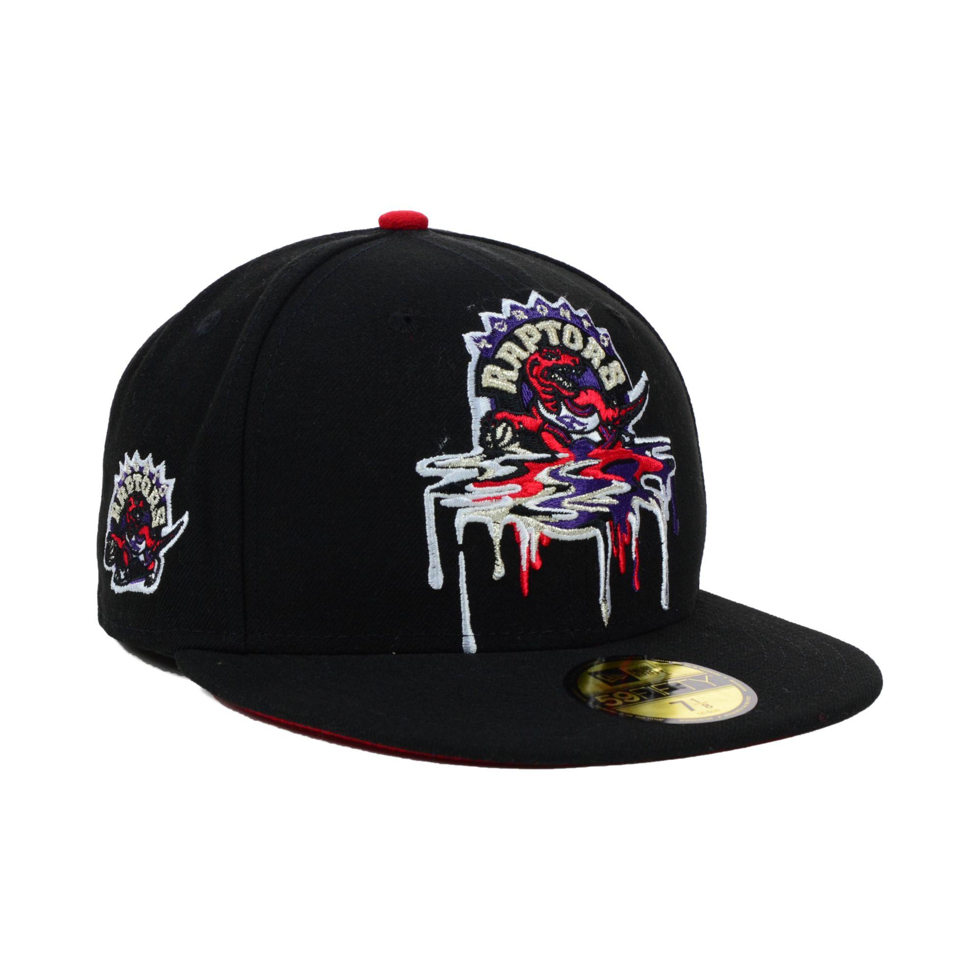 outlet store 36070 035b2 KTZ Toronto Raptors Nba Hardwood Classics Spring Melt 59fifty Cap in ...