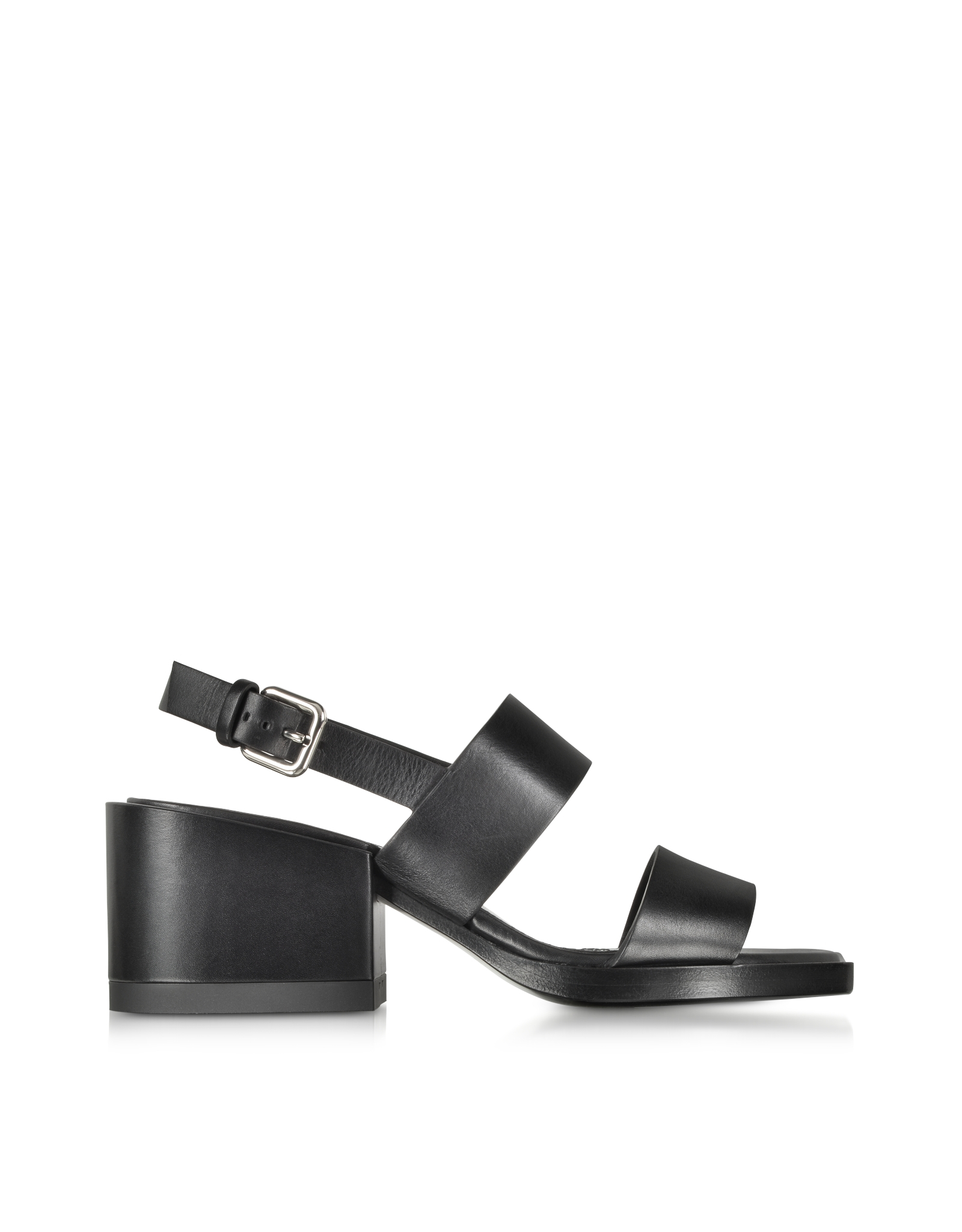 Jil Sander Patent Leather Sandals djY9yZo