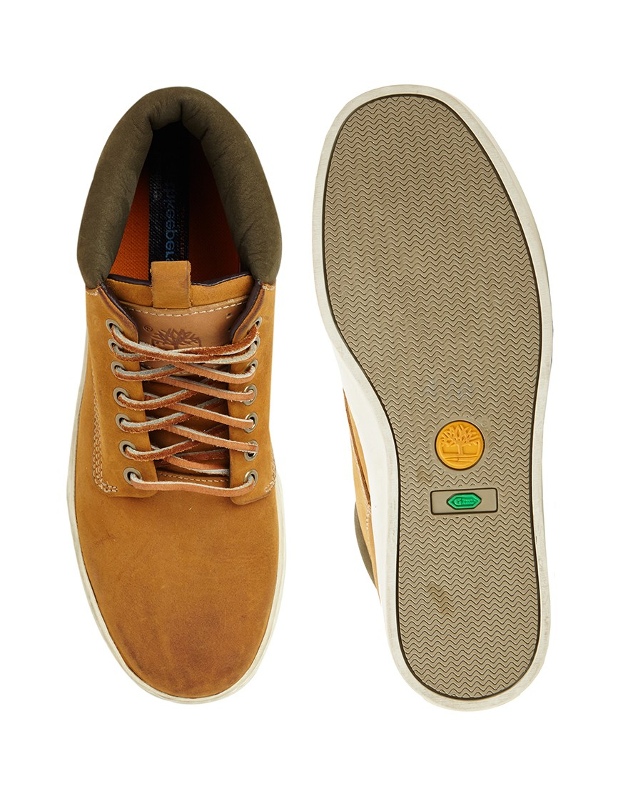 Adventure Chukka Brown Timberland Men For In Cupsole Lyst C8Tqx