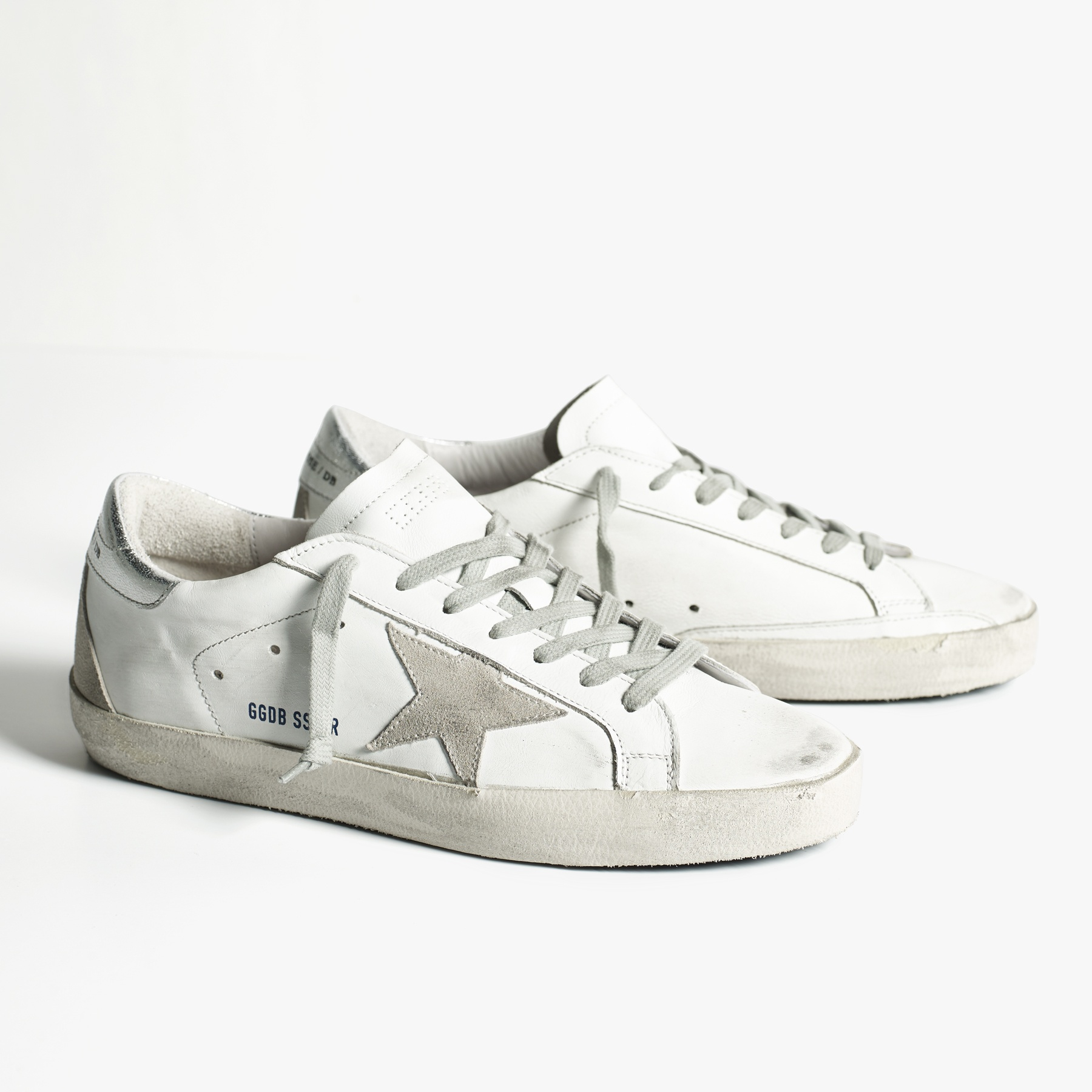Golden Goose Mens Grey Suede Per... buy cheap order for sale cheap price from china cmQ4YBSRl9