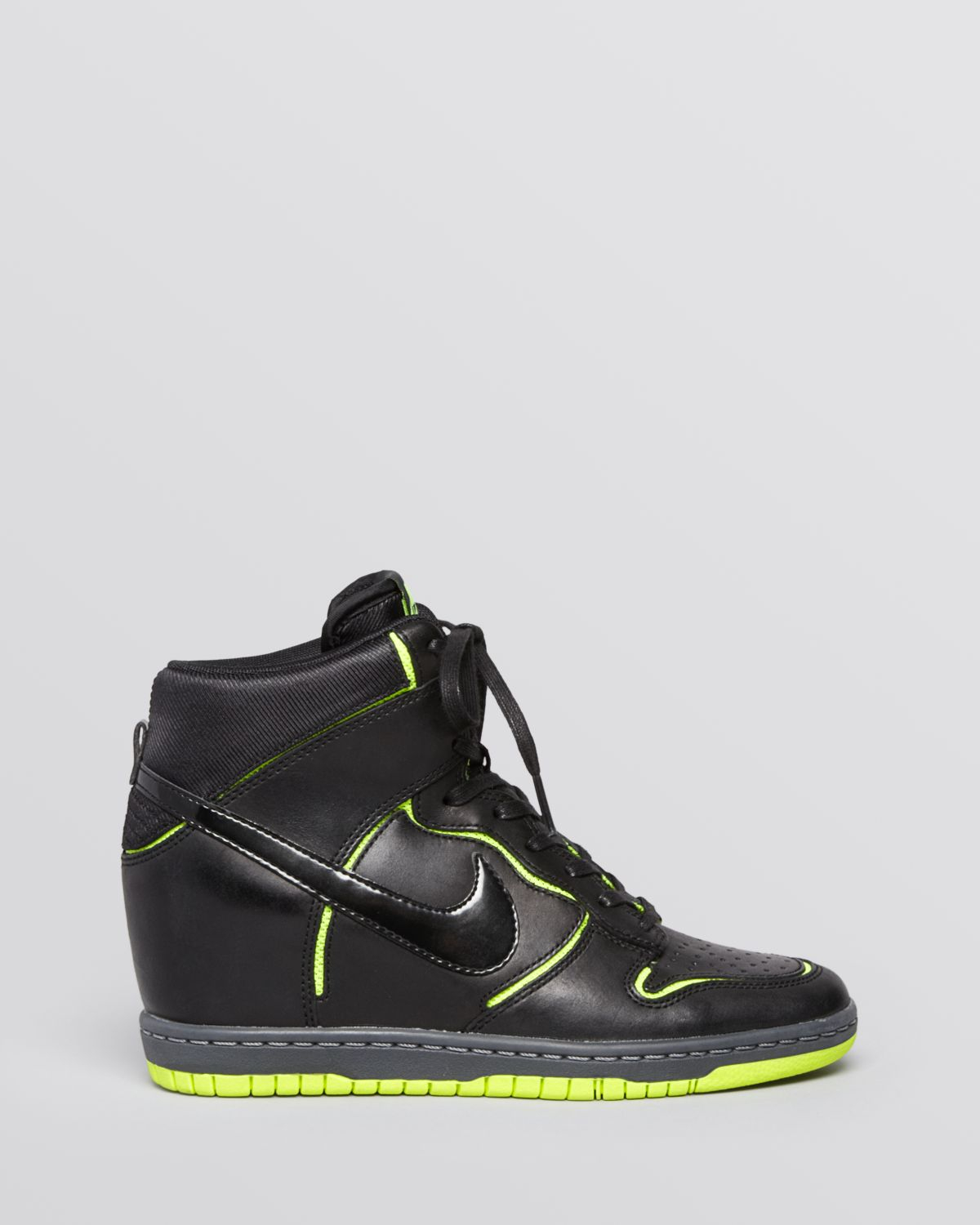 the best attitude f4483 c2c9d ... buy gallery. previously sold at bloomingdales womens wedge sneakers  womens nike dunk womens nike dunk